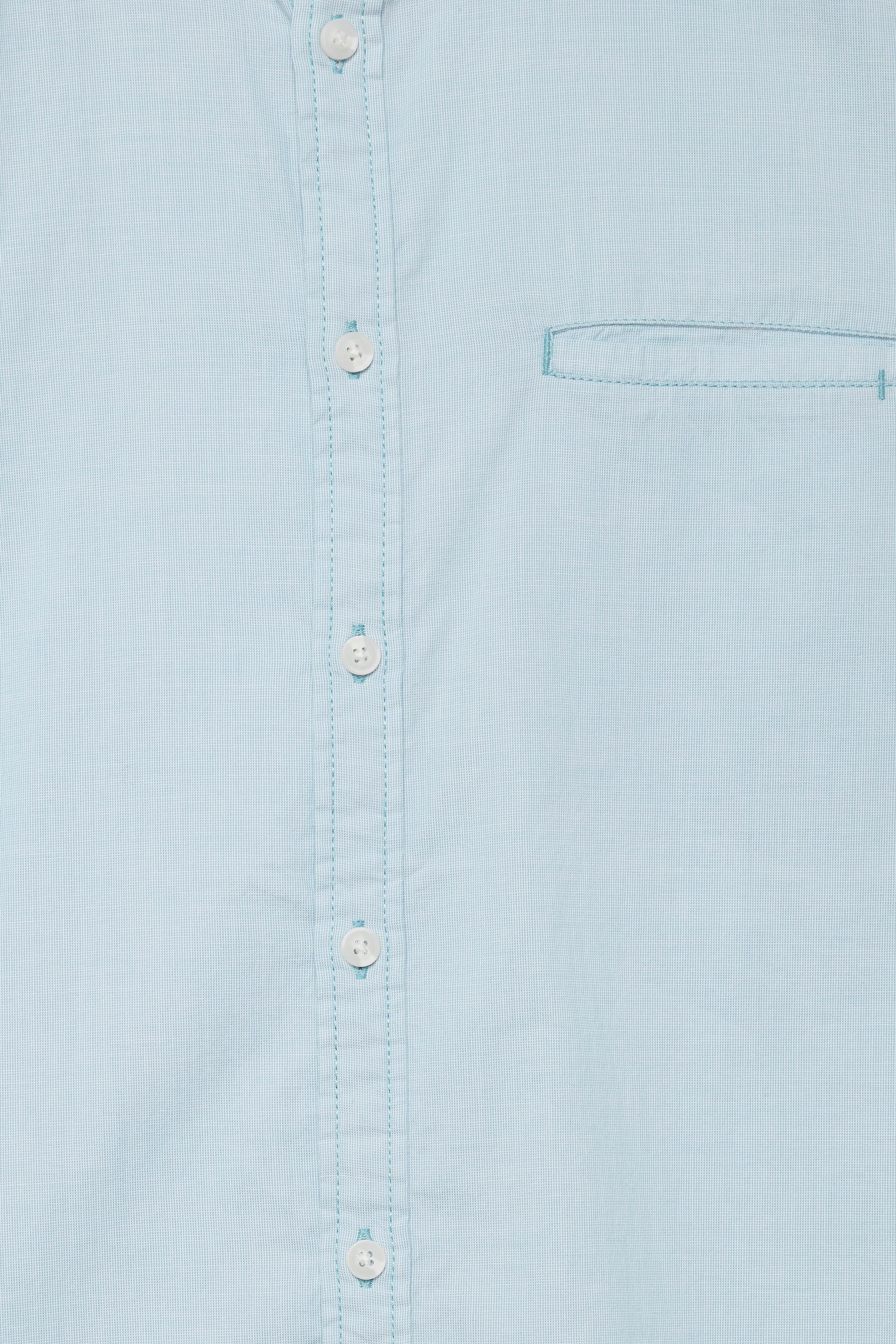 Aqua Blue Shirt fra Blend He – Køb Aqua Blue Shirt fra str. S-XXL her