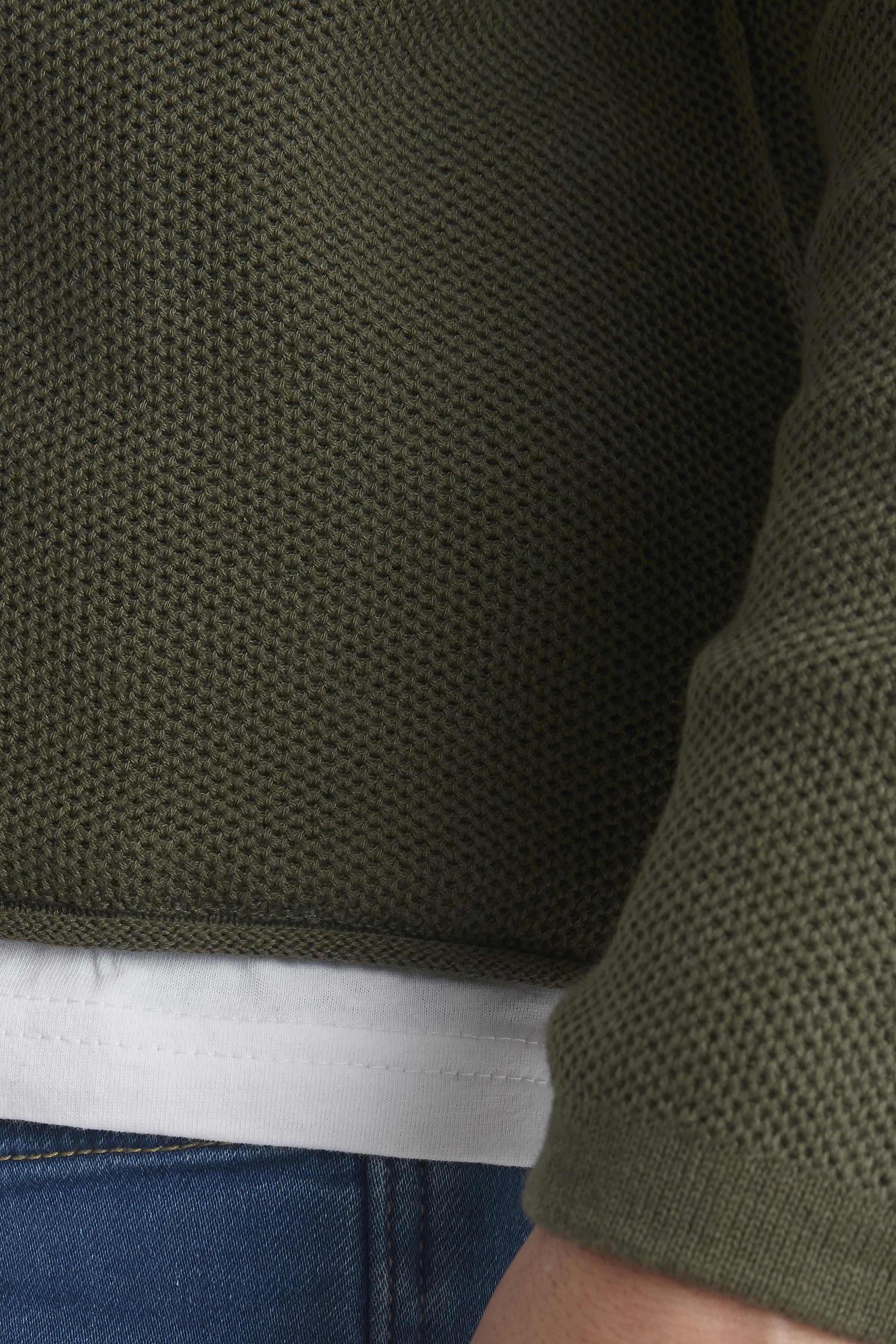 Beetle Green Strikpullover – Køb Beetle Green Strikpullover fra str. S-XXL her