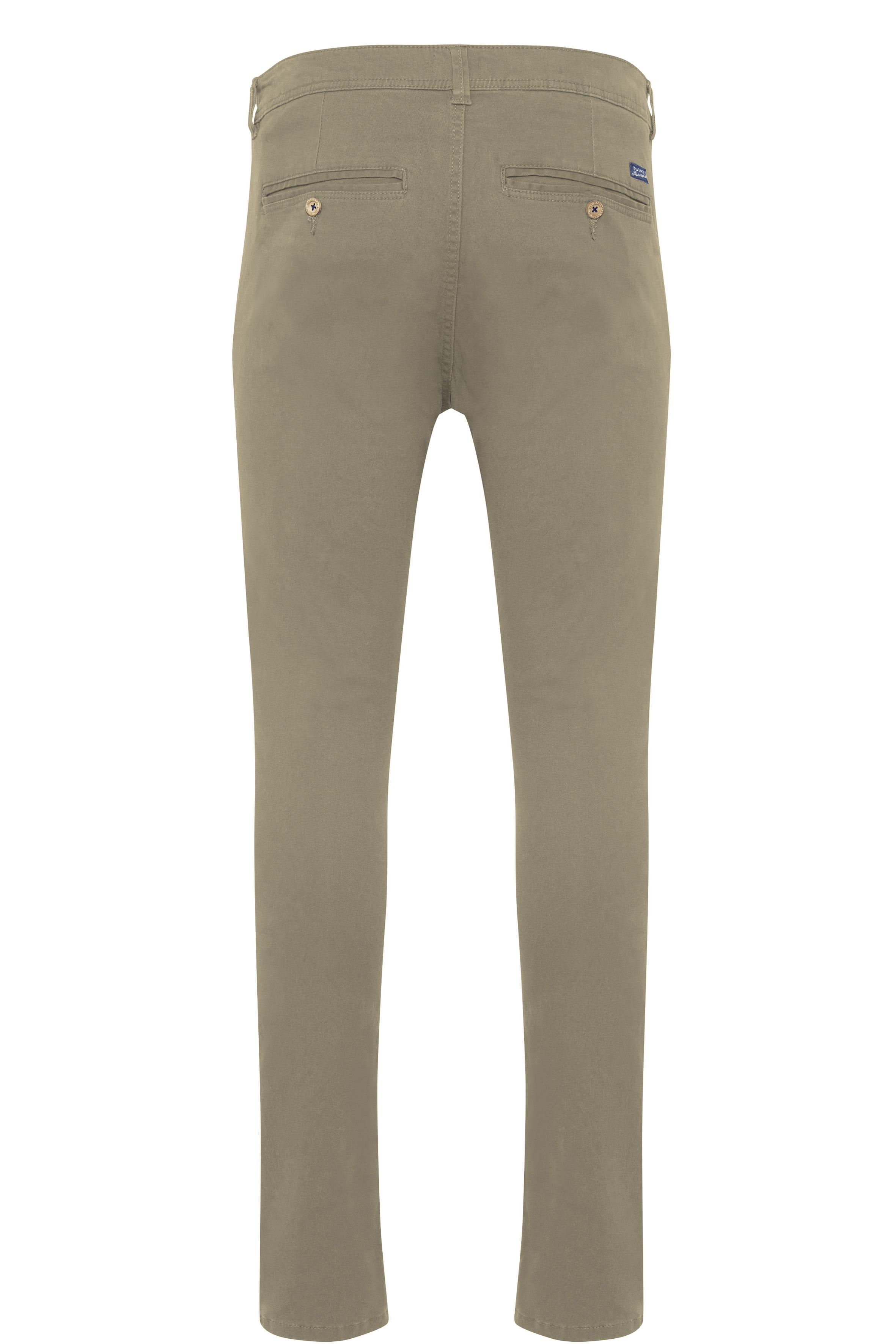 Beige Brown Pants Casual – Køb Beige Brown Pants Casual fra str. 28-38 her