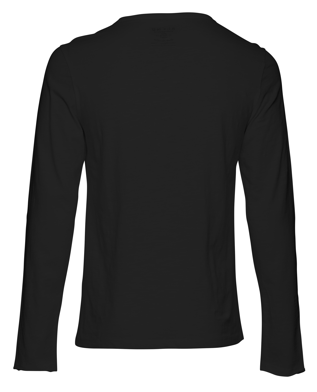 Black BHNICOLAI Langærmet T-shirt – Køb Black BHNICOLAI Langærmet T-shirt fra str. S-3XL her