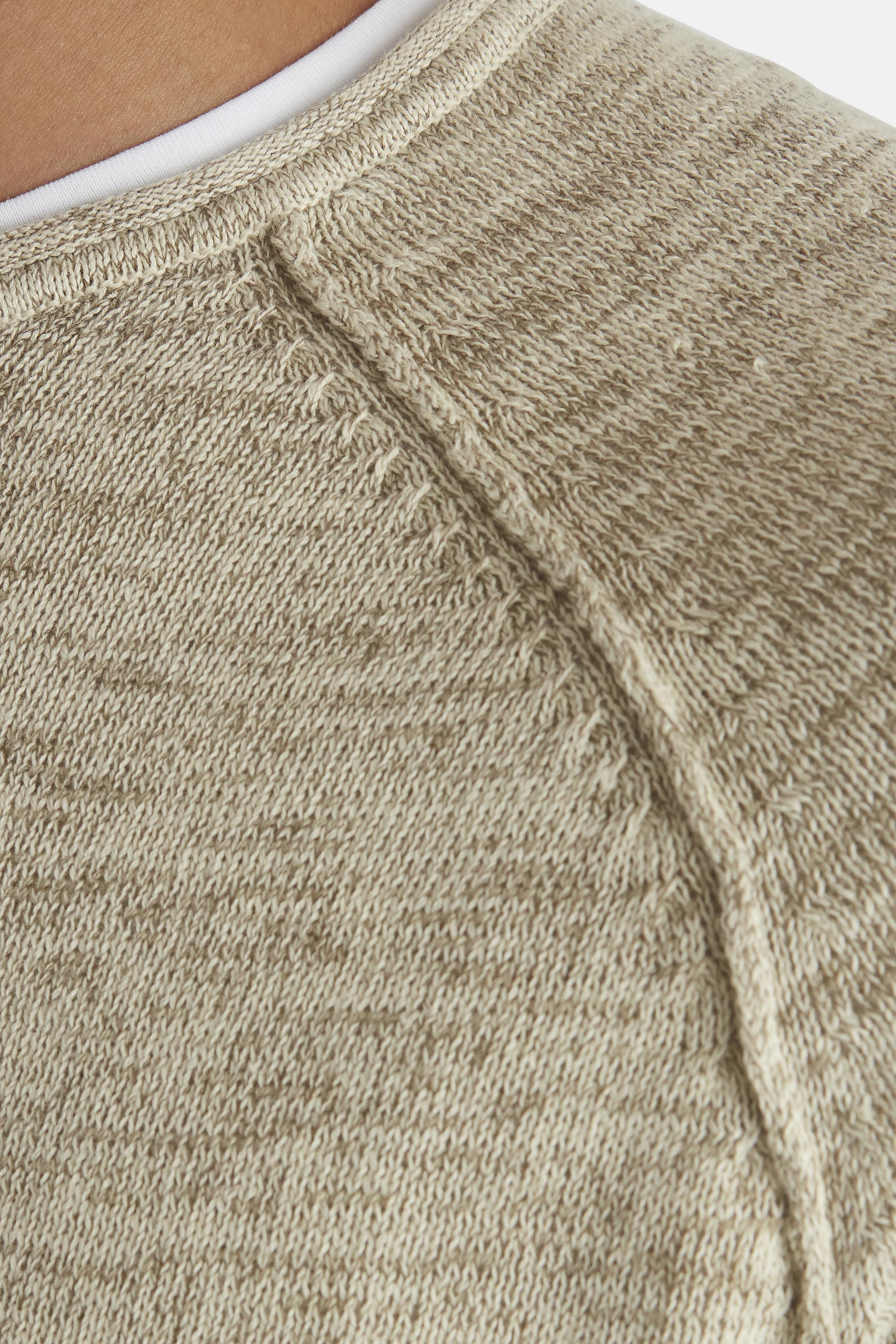 Bone white Strikpullover – Køb Bone white Strikpullover fra str. S-XXL her