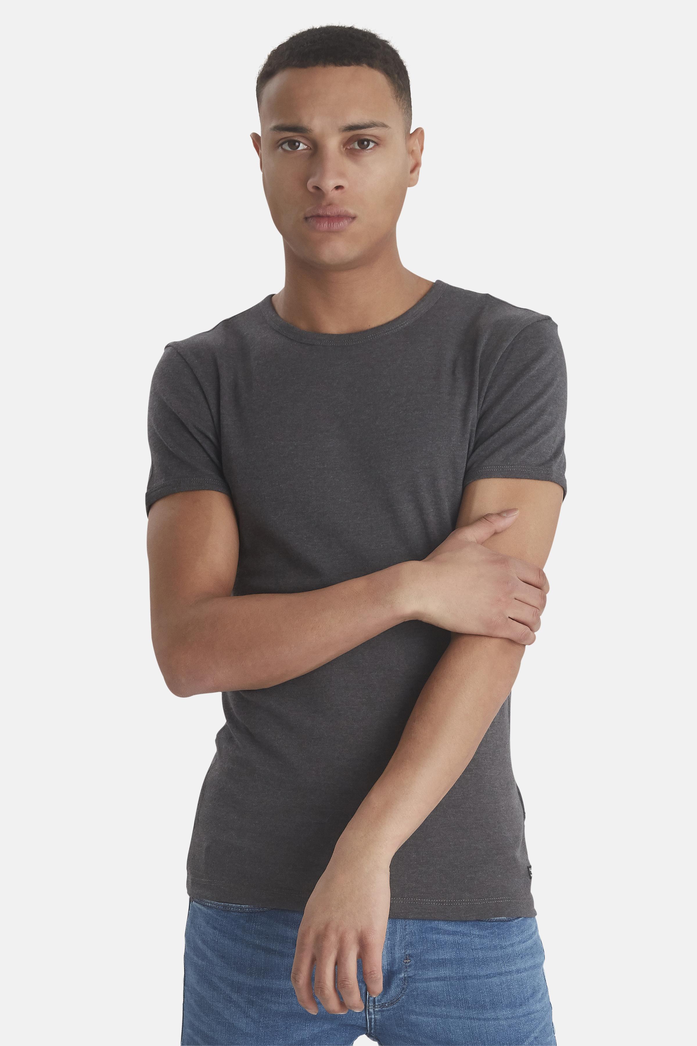 Charcoal T-shirt – Køb Charcoal T-shirt fra str. S-3XL her