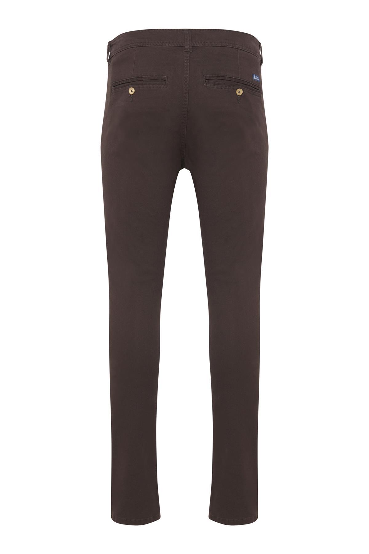 Coffee Bean Brown Pants Casual – Køb Coffee Bean Brown Pants Casual fra str. 28-38 her