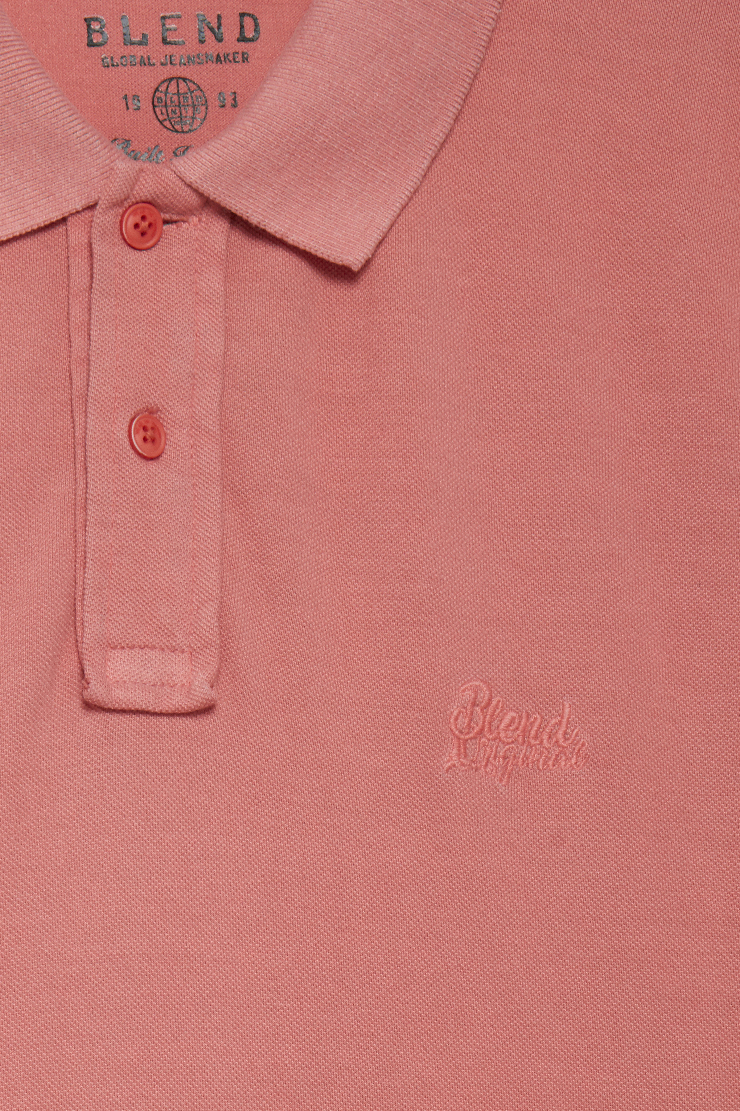 Coral Sea Red Polo-shirt – Køb Coral Sea Red Polo-shirt fra str. S-XXL her
