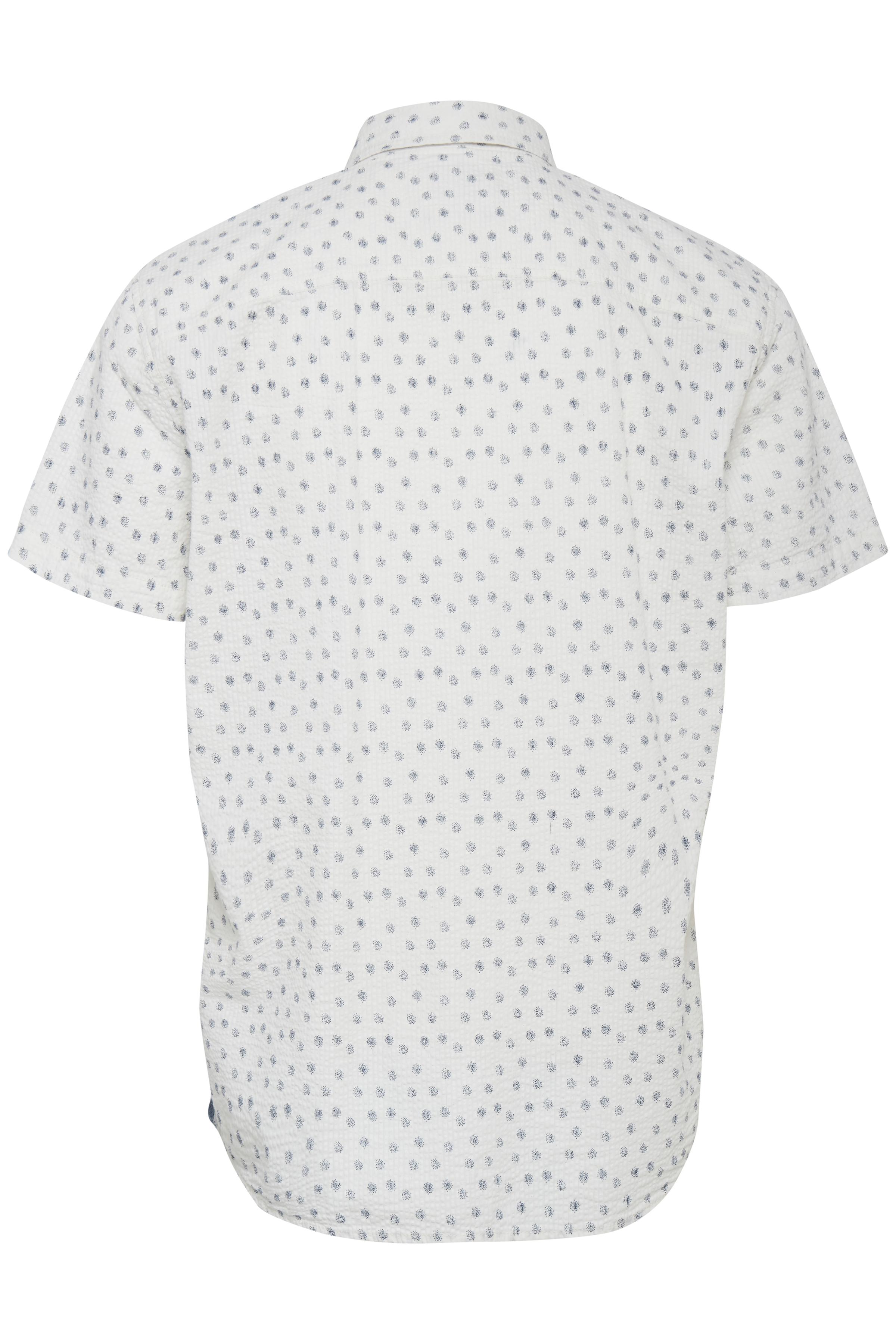 Cream White Skjorte – Køb Cream White Skjorte fra str. M-3XL her