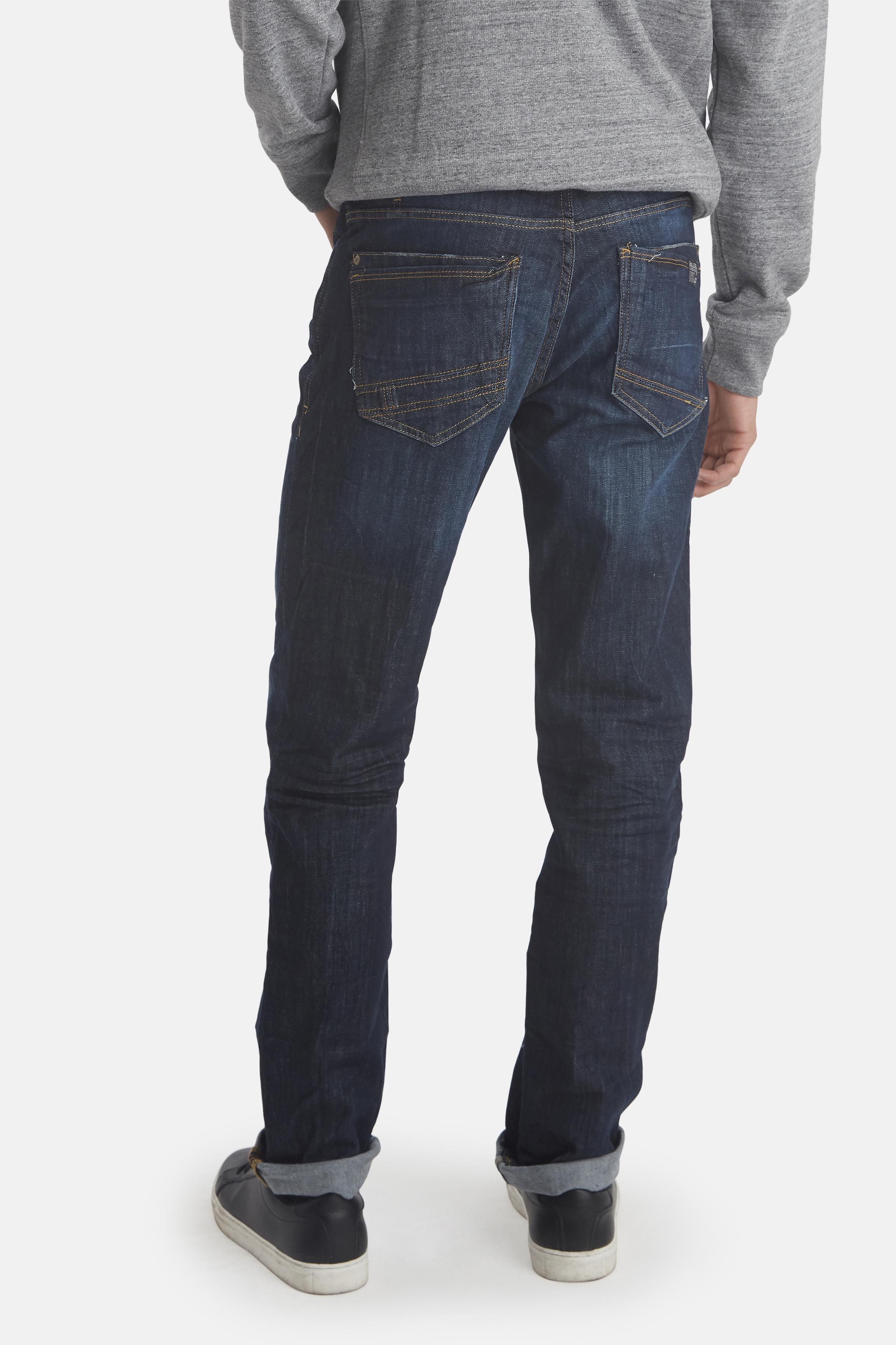 Dark Blue Rock jeans fra Blend He – Køb Dark Blue Rock jeans fra str. 29-42 her