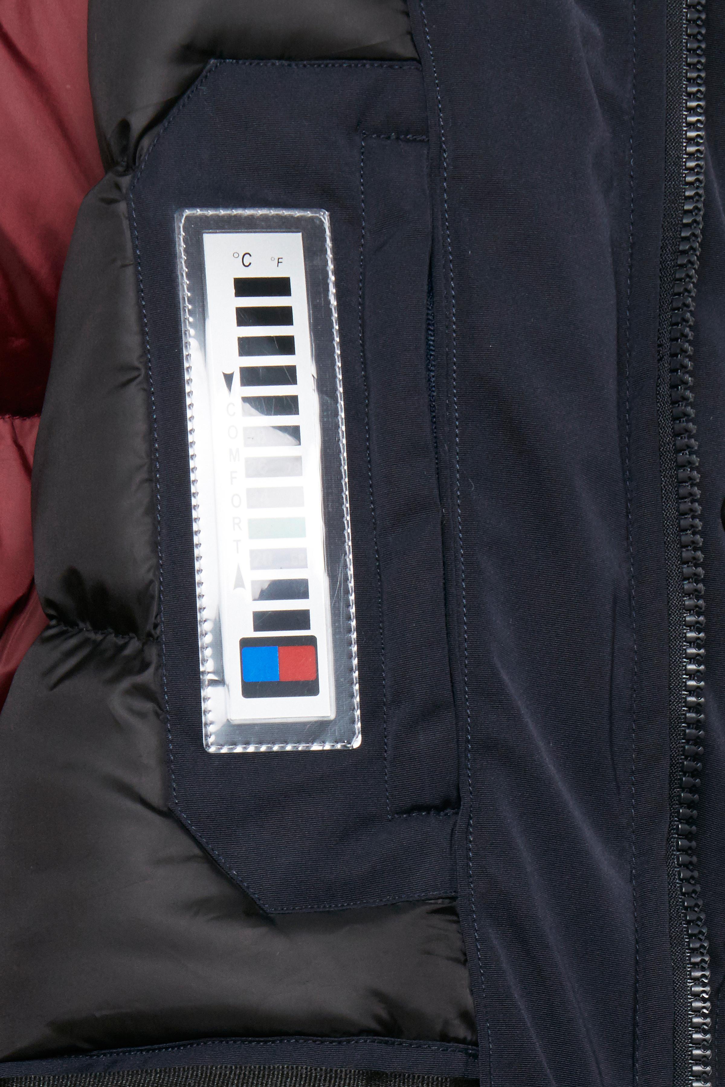 Dark Navy Blue Frakke – Køb Dark Navy Blue Frakke fra str. S-XXL her