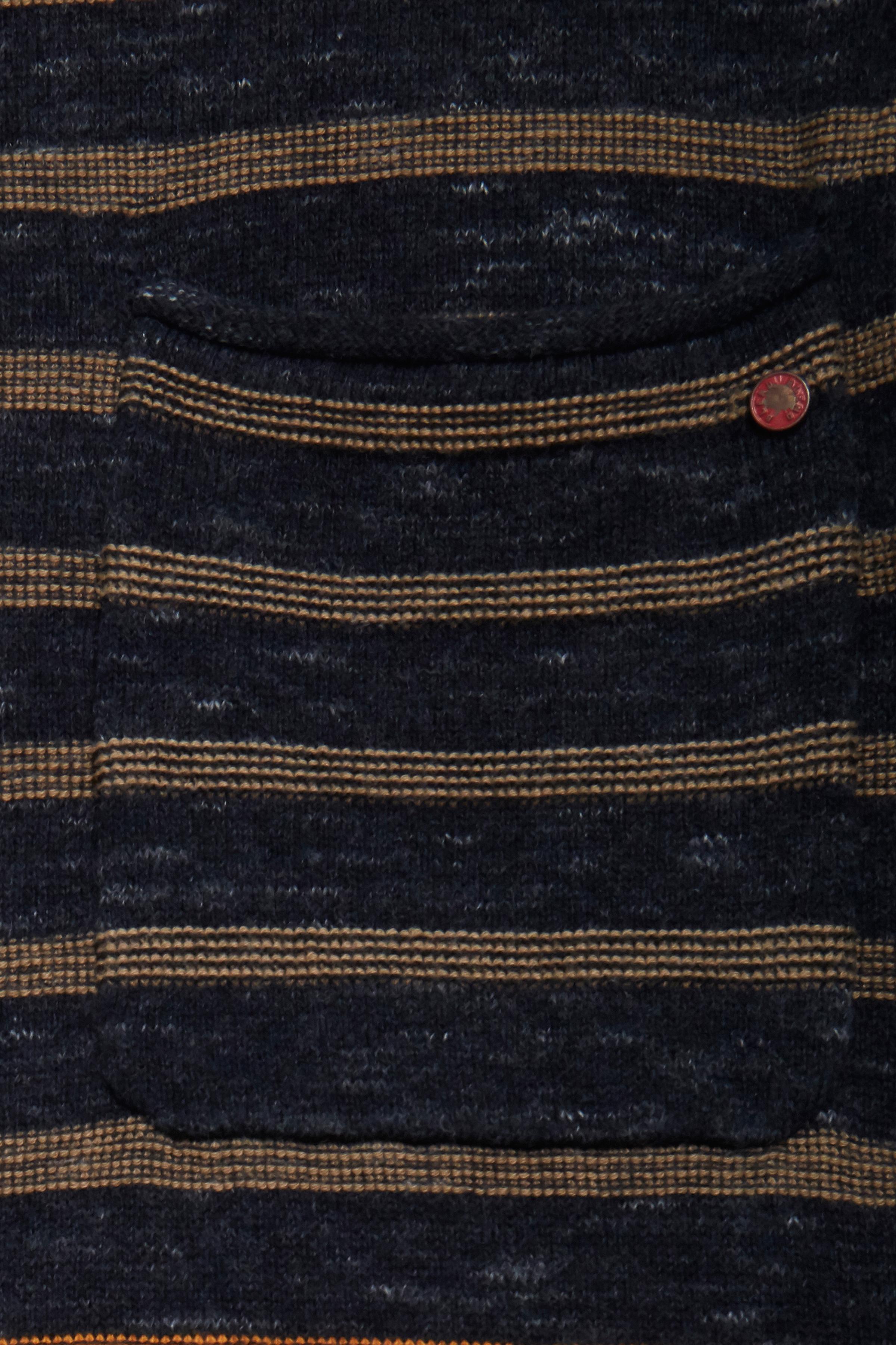 Dark Navy Blue Knitted pullover fra Blend He – Køb Dark Navy Blue Knitted pullover fra str. S-XXL her