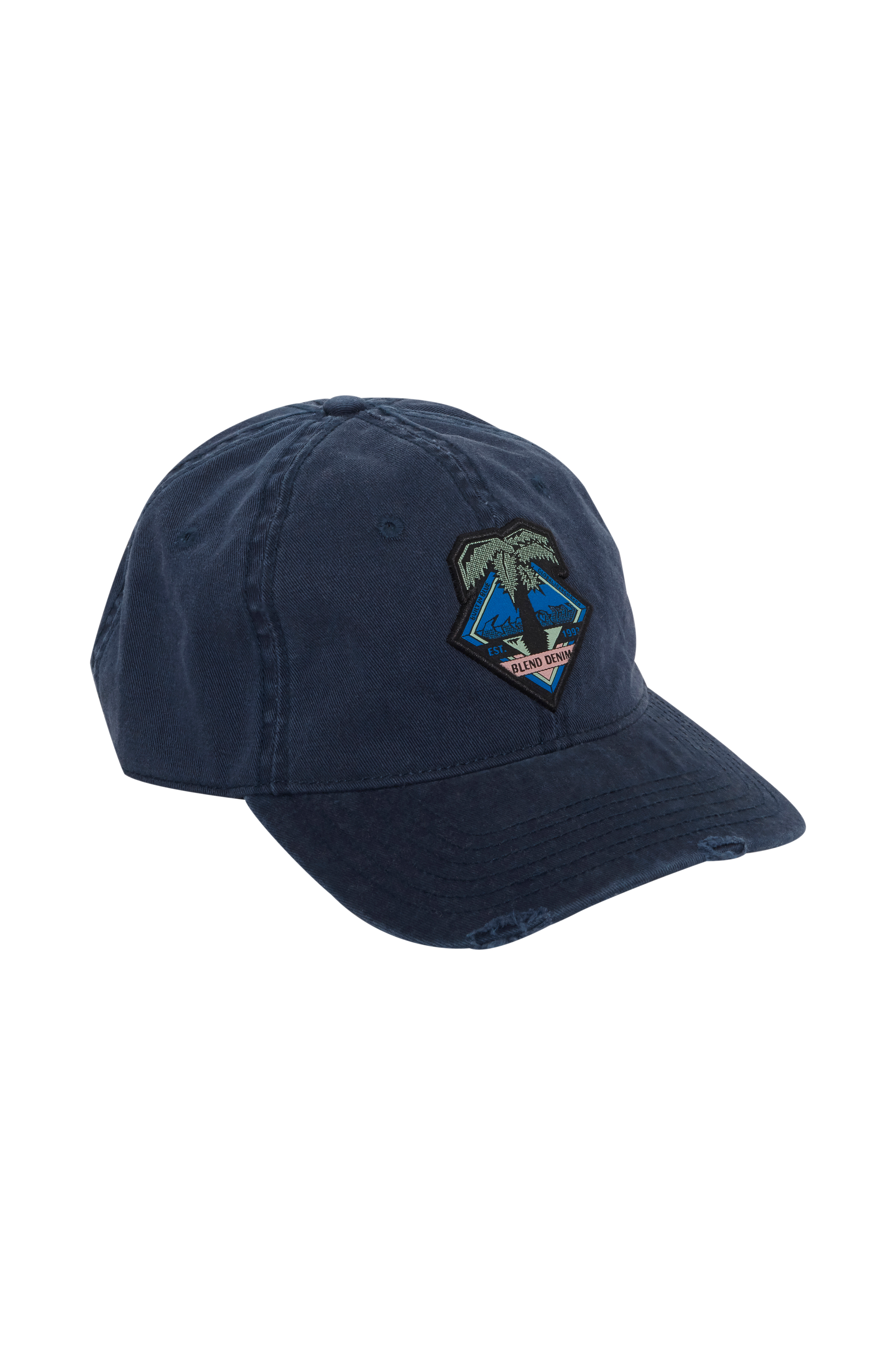 Dark Navy Blue