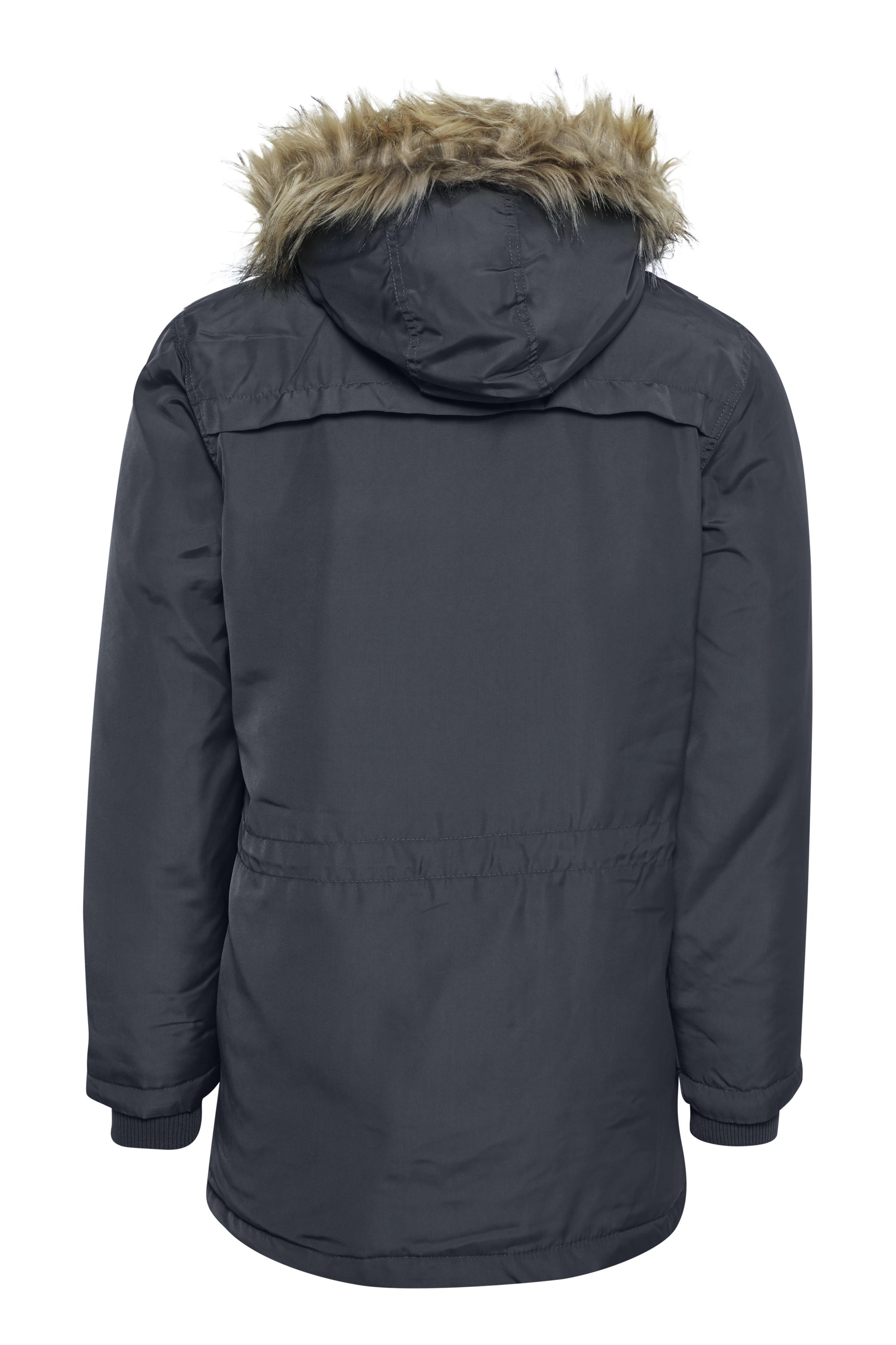 Dark Navy Blue Outerwear fra Blend He – Køb Dark Navy Blue Outerwear fra str. S-XXL her