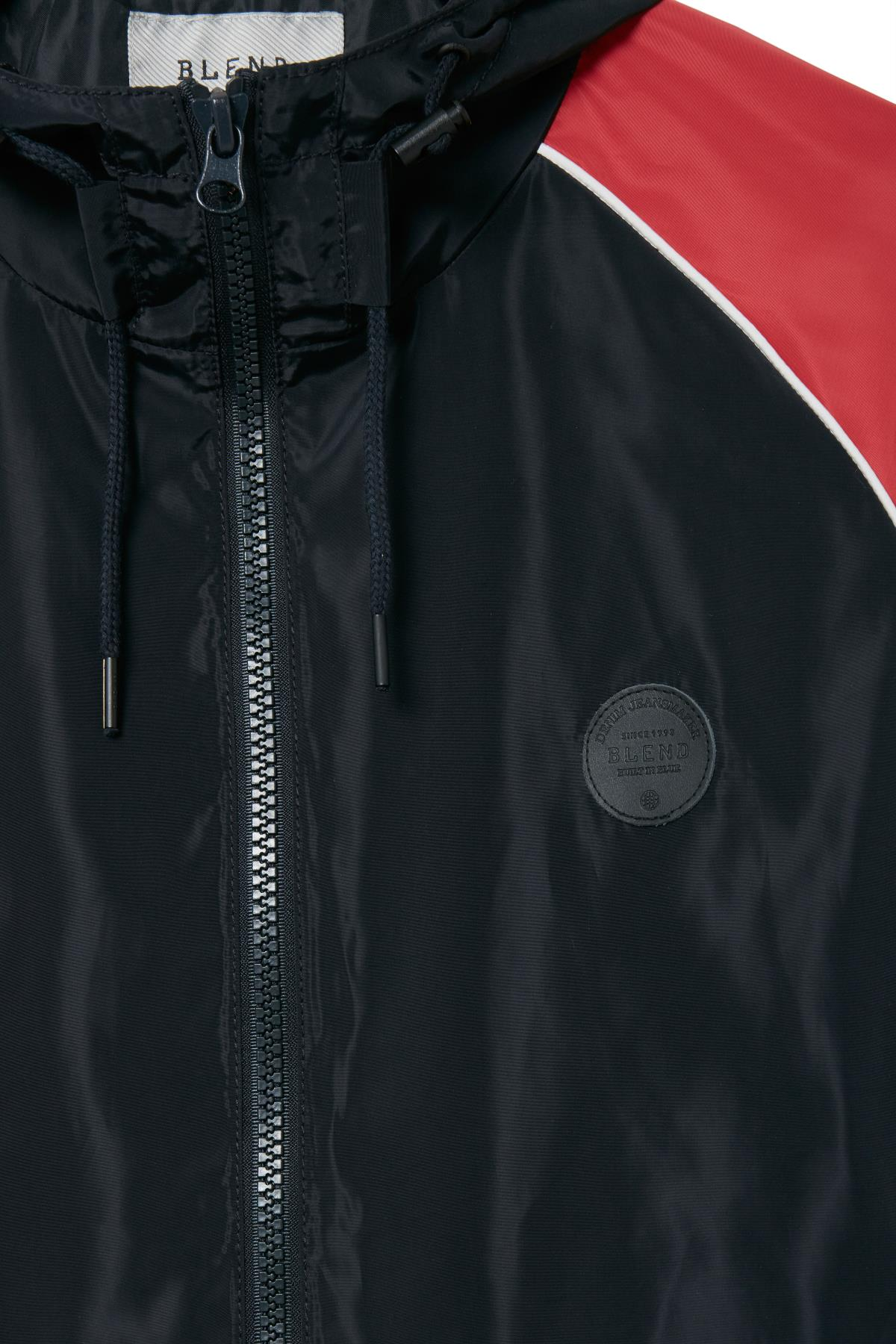 Dark Navy Blue Outerwear fra Blend He – Køb Dark Navy Blue Outerwear fra str. S-XL her