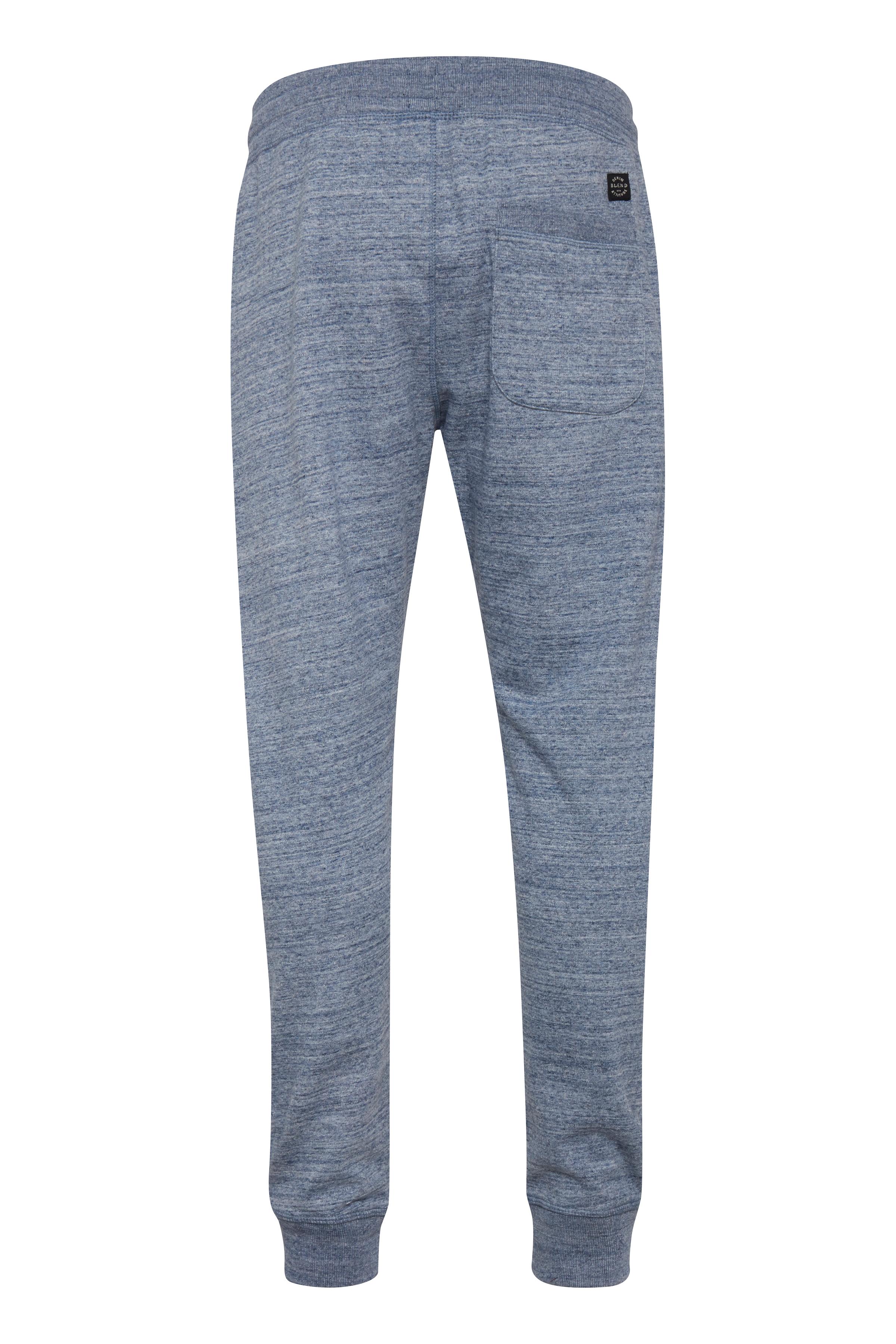 Dark Navy Blue Pants-knitted fra Blend He – Køb Dark Navy Blue Pants-knitted fra str. S-3XL her