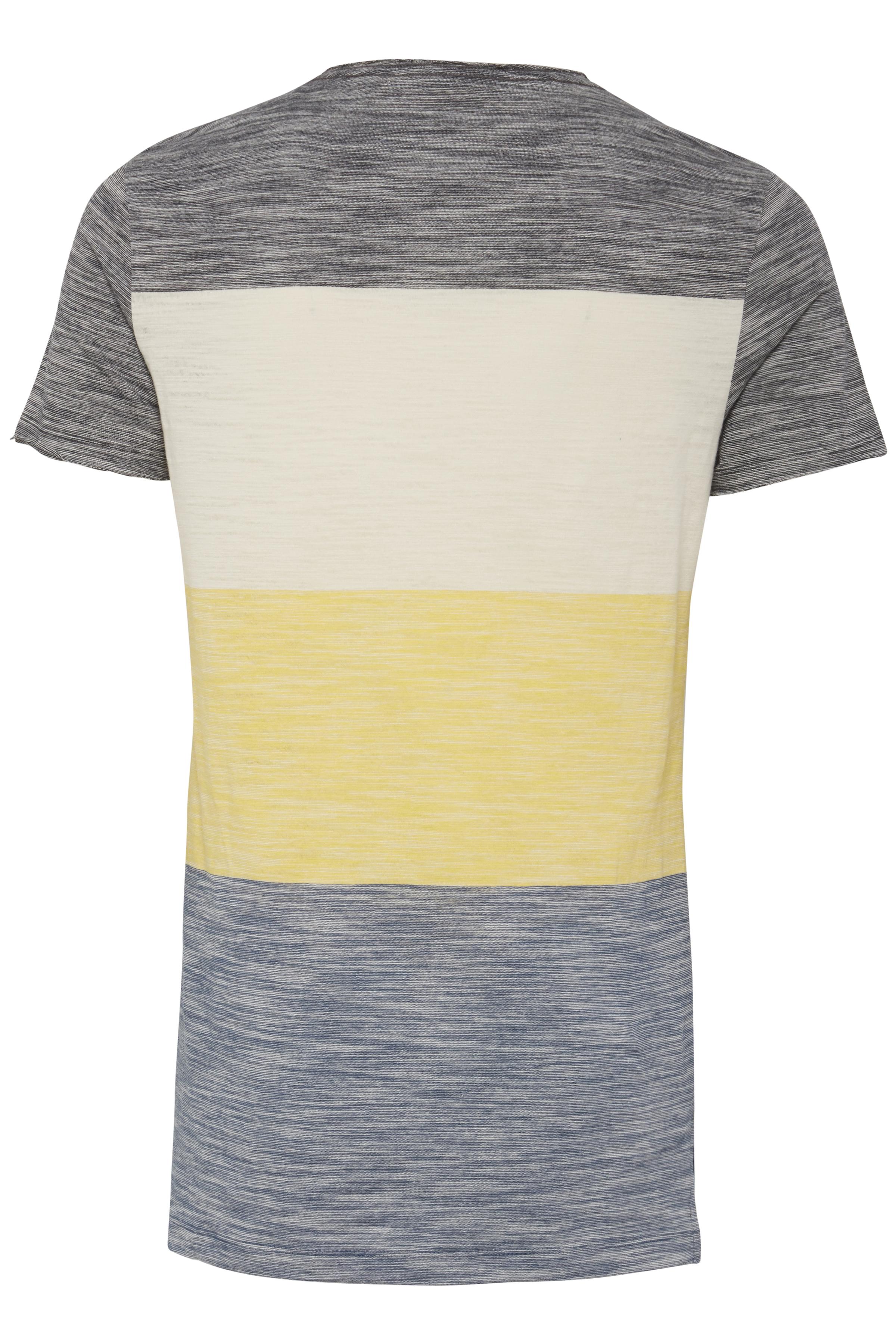 Dark Navy Blue T-shirt fra Blend He – Køb Dark Navy Blue T-shirt fra str. S-XXL her