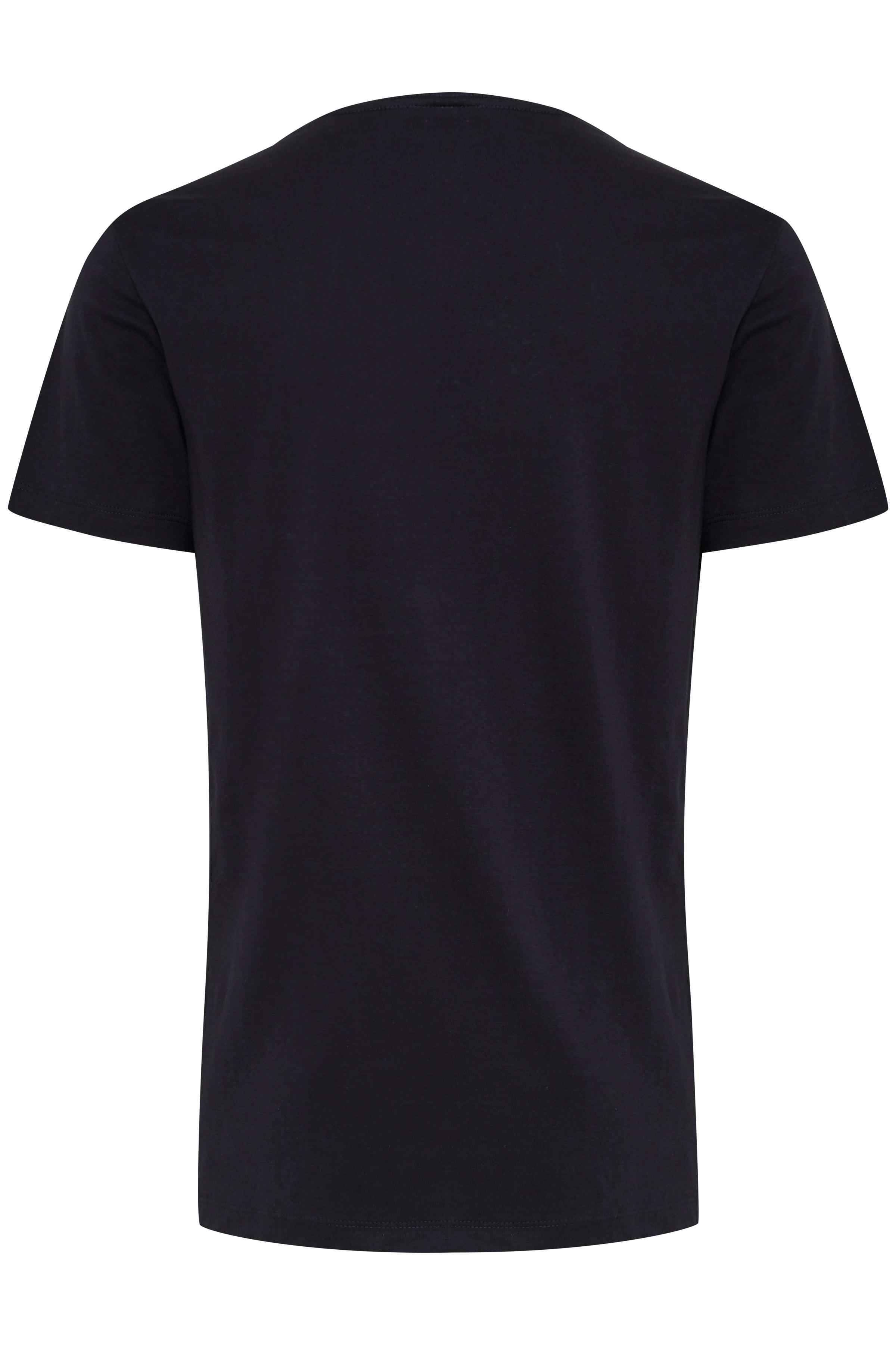 Dark Navy Blue T-shirt – Køb Dark Navy Blue T-shirt fra str. S-XL her