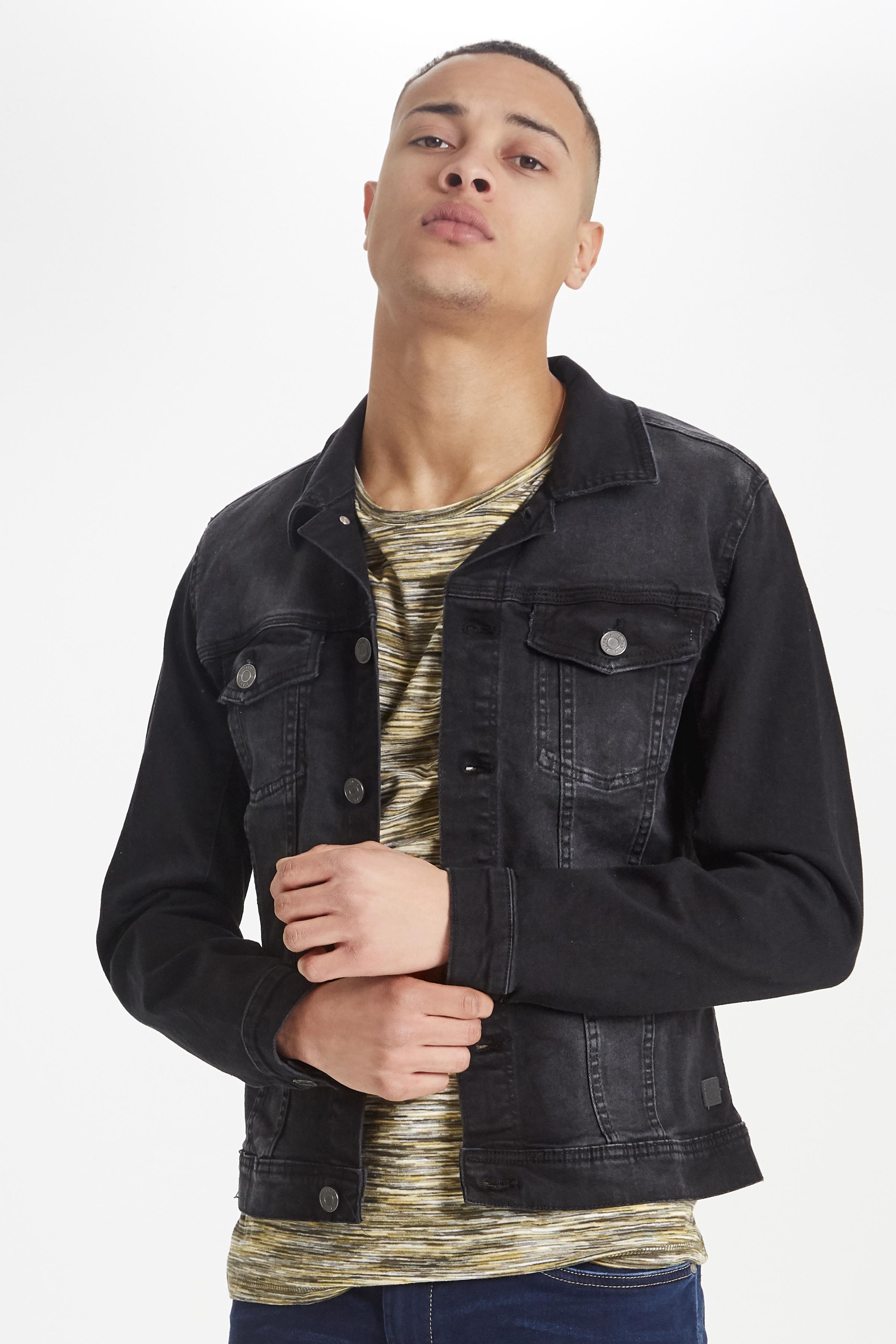 Denim Black Outerwear fra Blend He – Køb Denim Black Outerwear fra str. S-XXL her