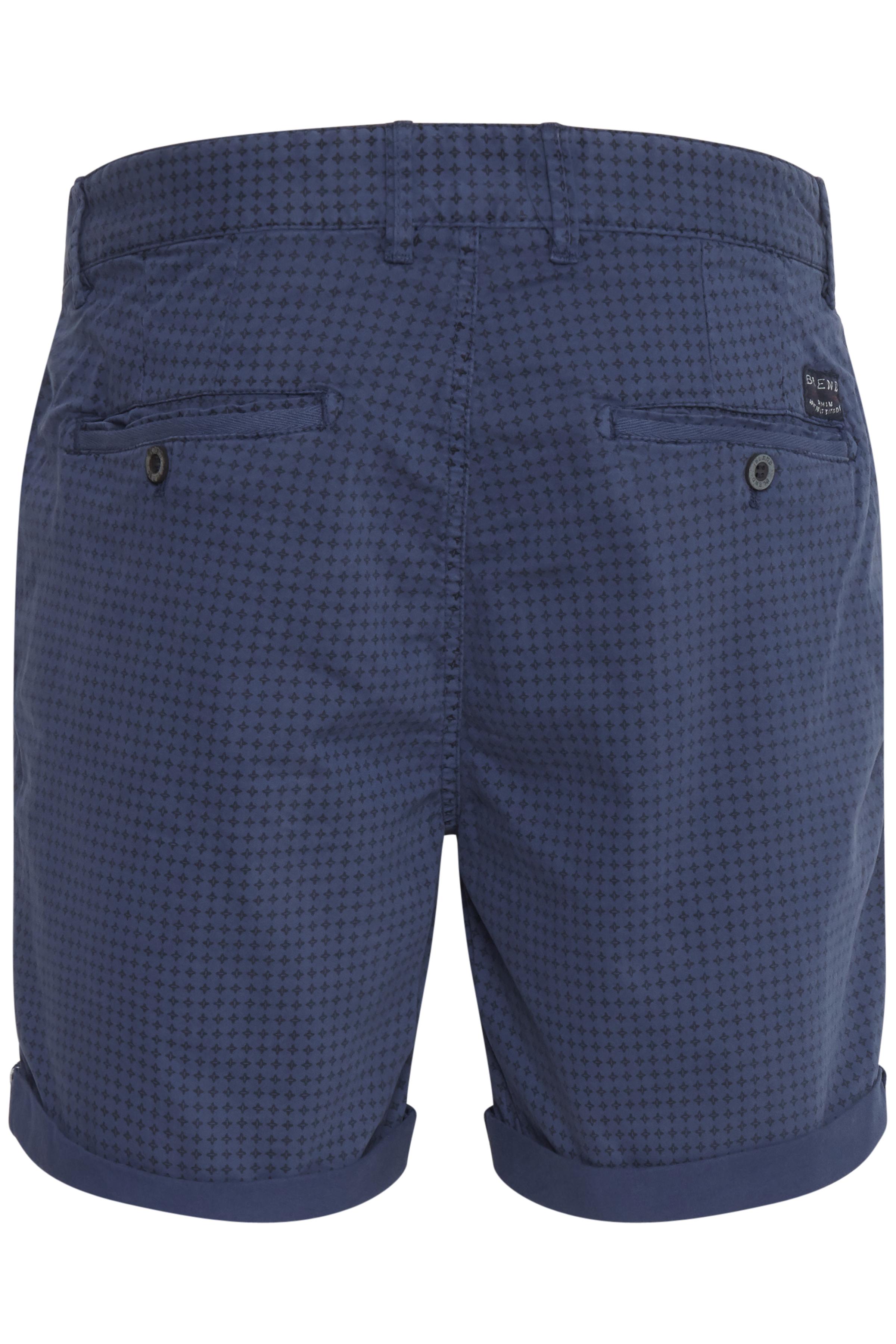 Denim Blue Shorts – Køb Denim Blue Shorts fra str. S-XL her