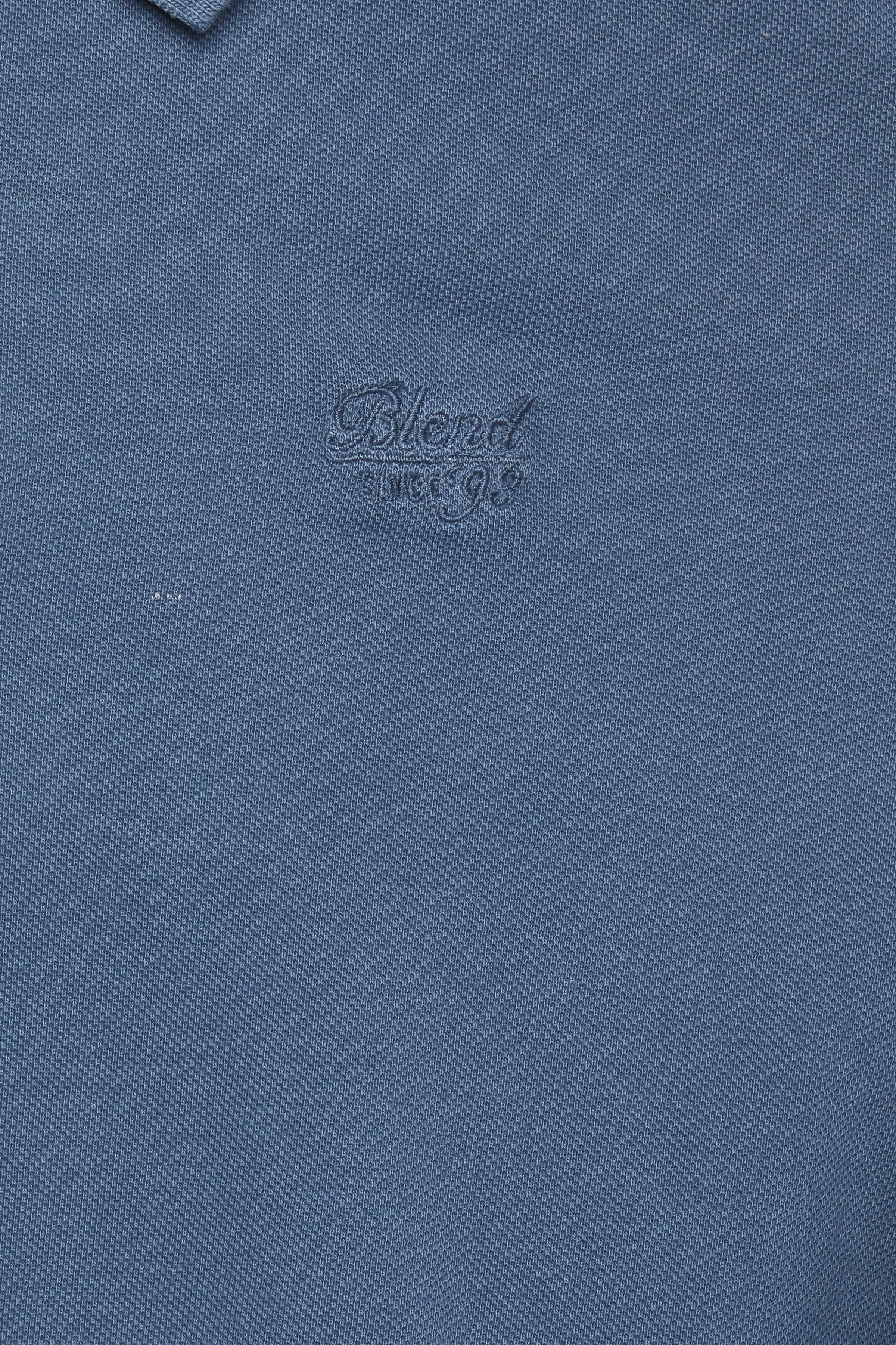 Denim Blue T-shirt – Køb Denim Blue T-shirt fra str. S-XXL her