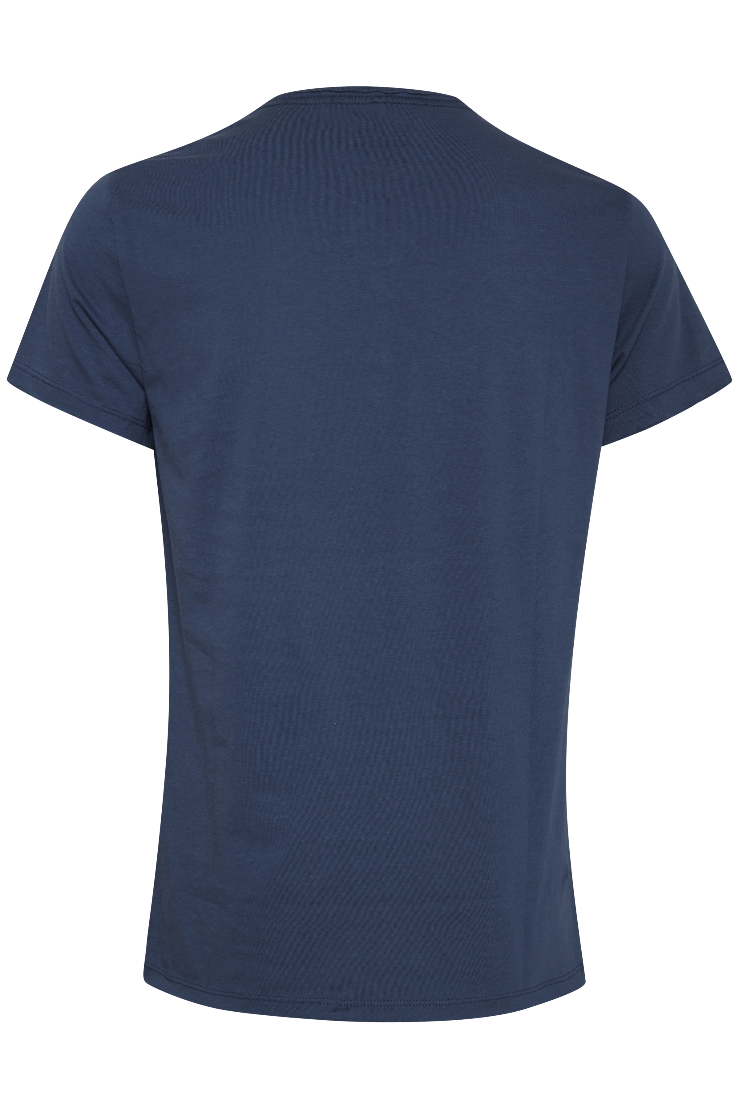 Denim Blue T-shirt – Køb Denim Blue T-shirt fra str. S-XXL her