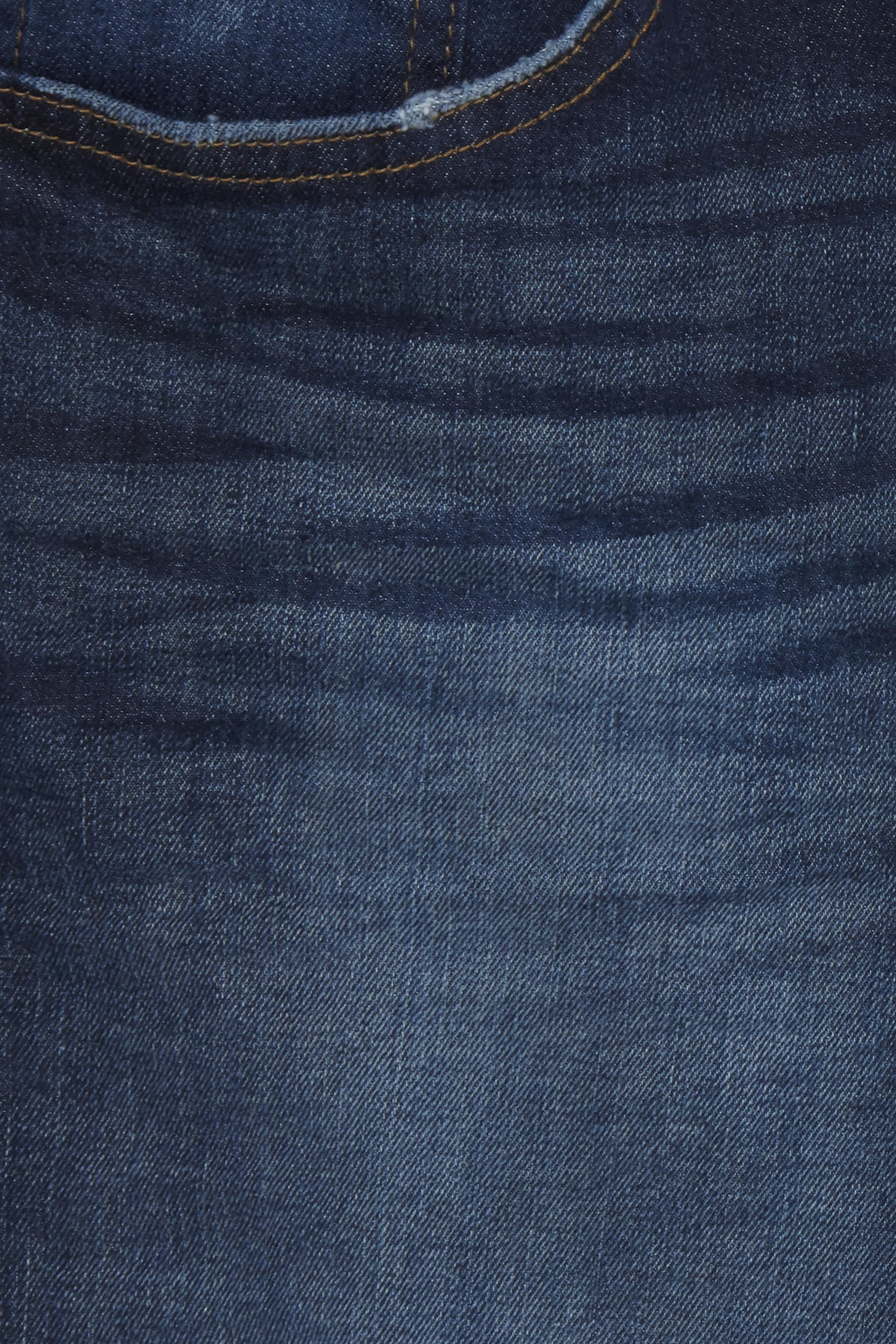 Denim dark blue Denimshorts – Køb Denim dark blue Denimshorts fra str. M-3XL her