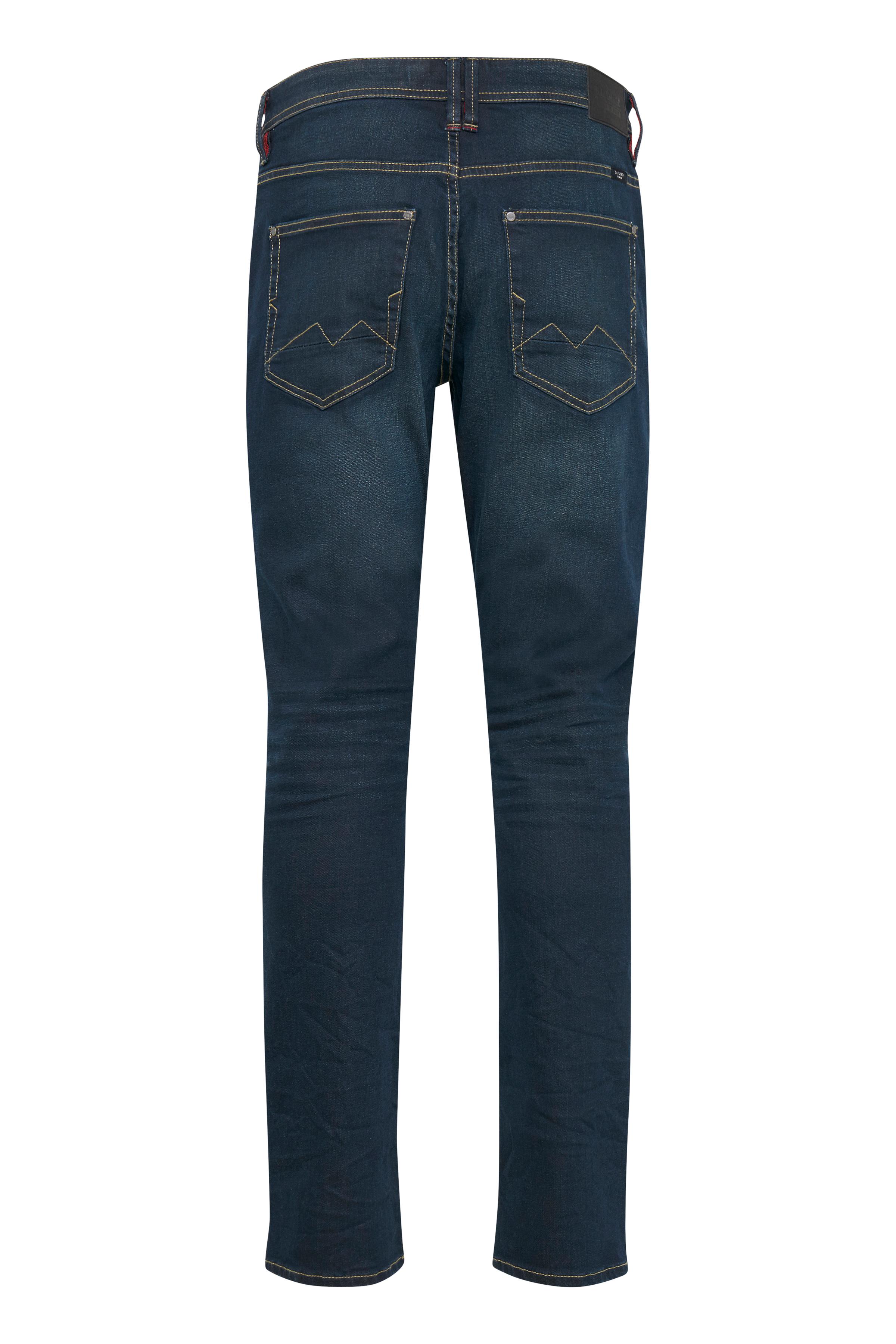 Denim darkblue Blizzard jeans fra Blend He – Køb Denim darkblue Blizzard jeans fra str. 28-40 her