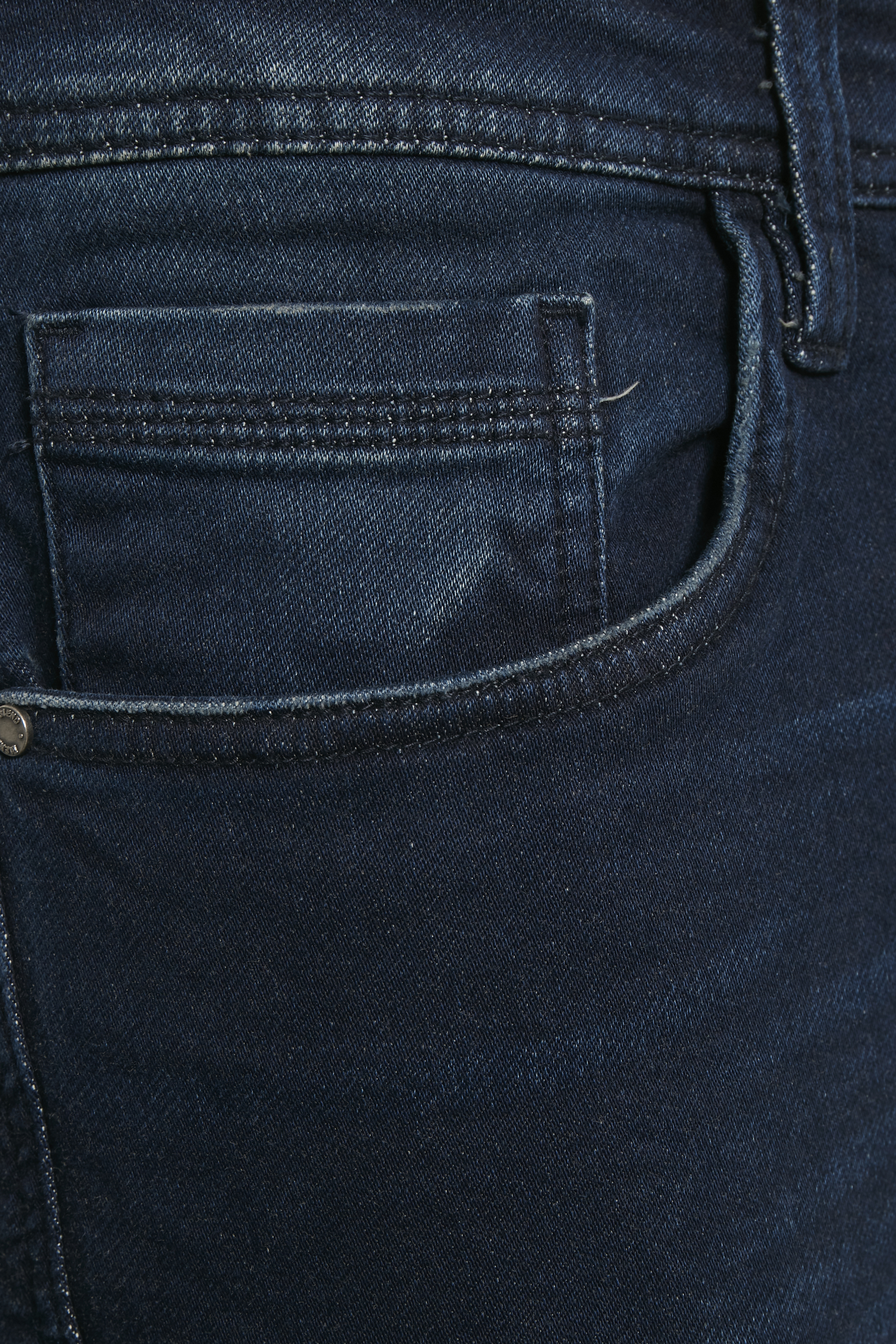 Denim darkblue Jet jeans fra Blend He – Køb Denim darkblue Jet jeans fra str. 27-40 her