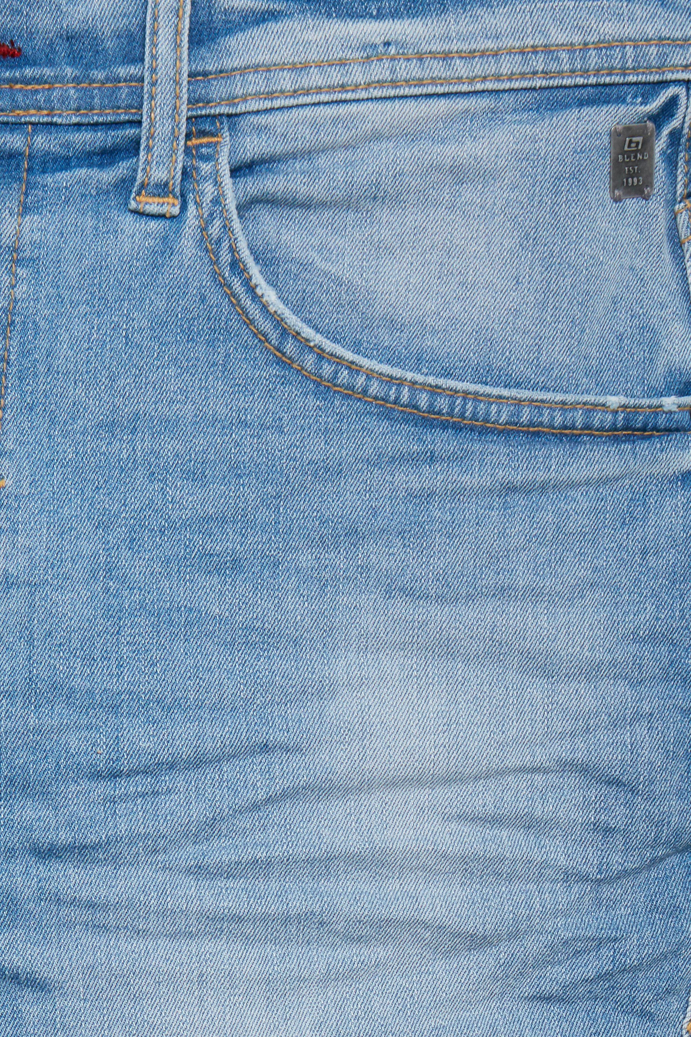 Denim Faded Blue Denimshorts – Køb Denim Faded Blue Denimshorts fra str. S-3XL her
