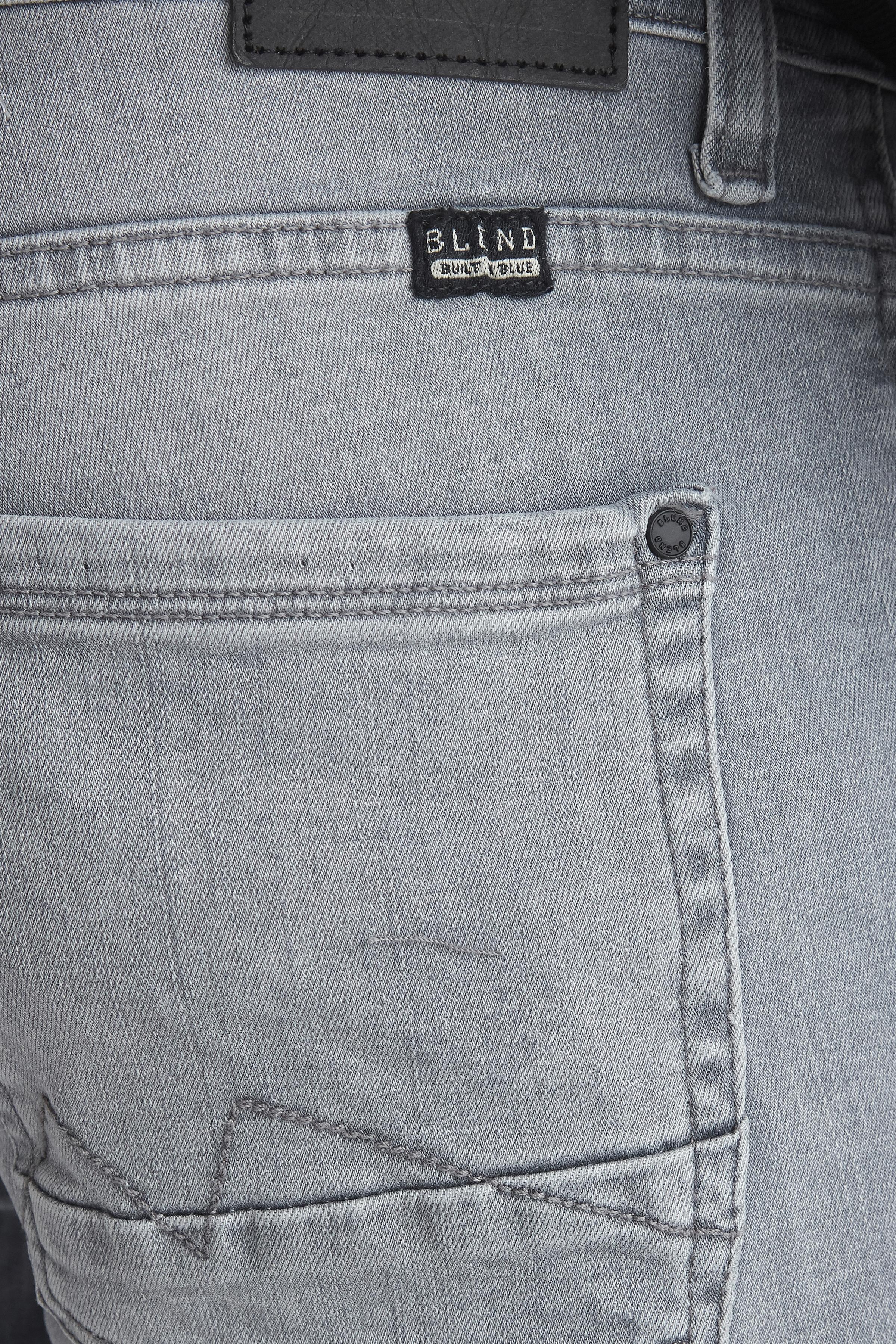 Denim Grey Multiflex Jet jeans – Køb Denim Grey Multiflex Jet jeans fra str. 27-40 her