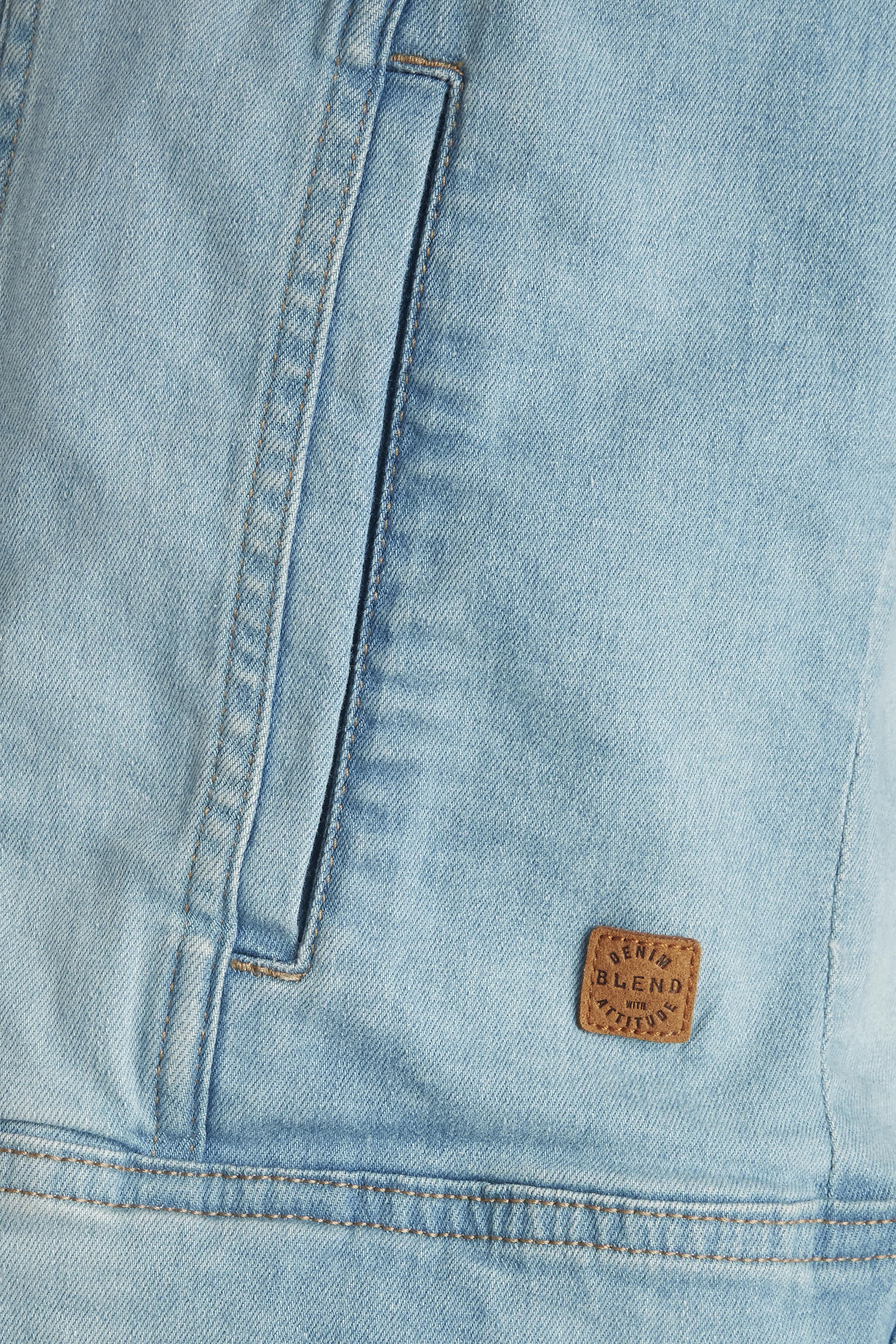 Denim light blue Outerwear fra Blend He – Køb Denim light blue Outerwear fra str. S-XL her