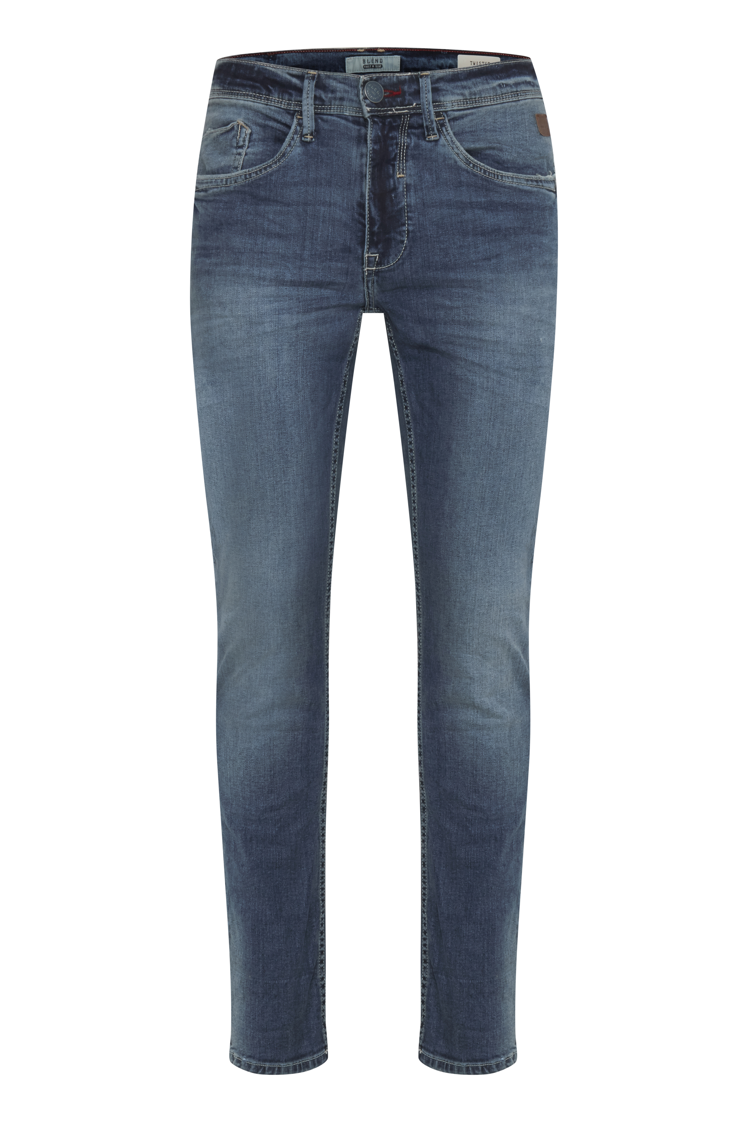 Denim Middle blue Jeans – Køb Denim Middle blue Jeans fra str. 28-40 her