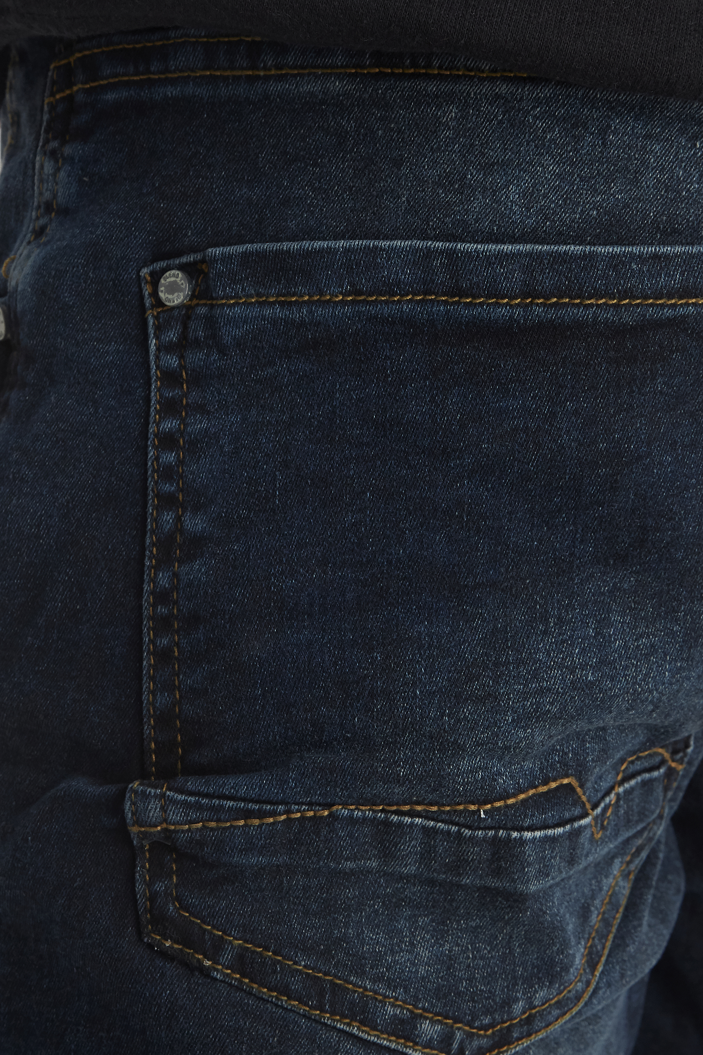 Denim Middle blue Jet jeans fra Blend He – Køb Denim Middle blue Jet jeans fra str. 28-40 her
