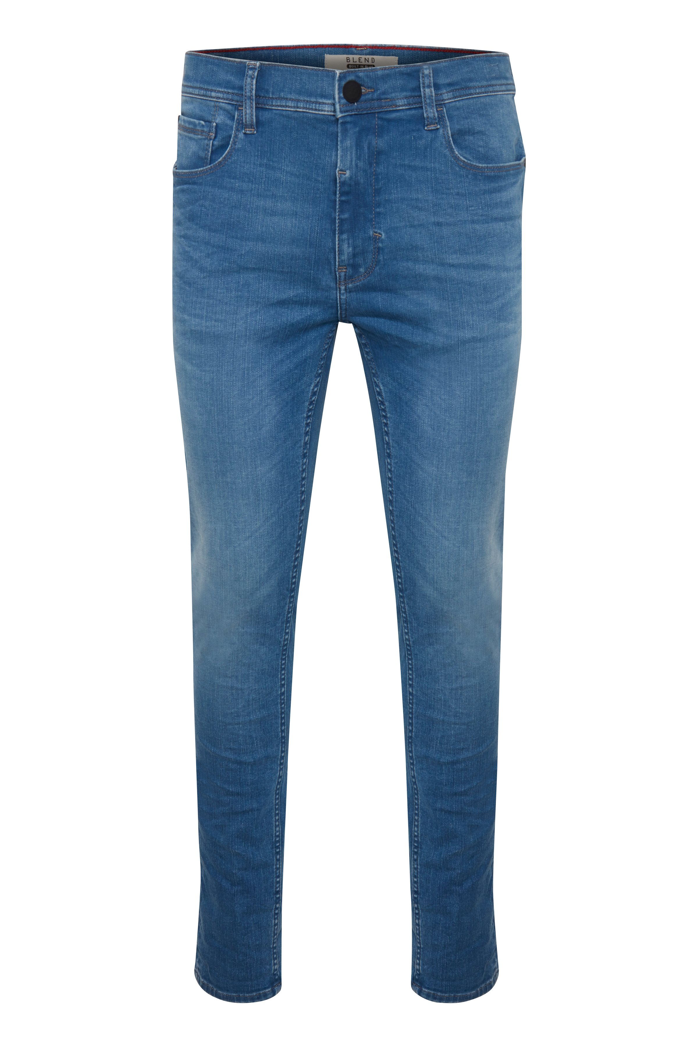 Denim Middle blue Jet jeans – Køb Denim Middle blue Jet jeans fra str. 33-36 her