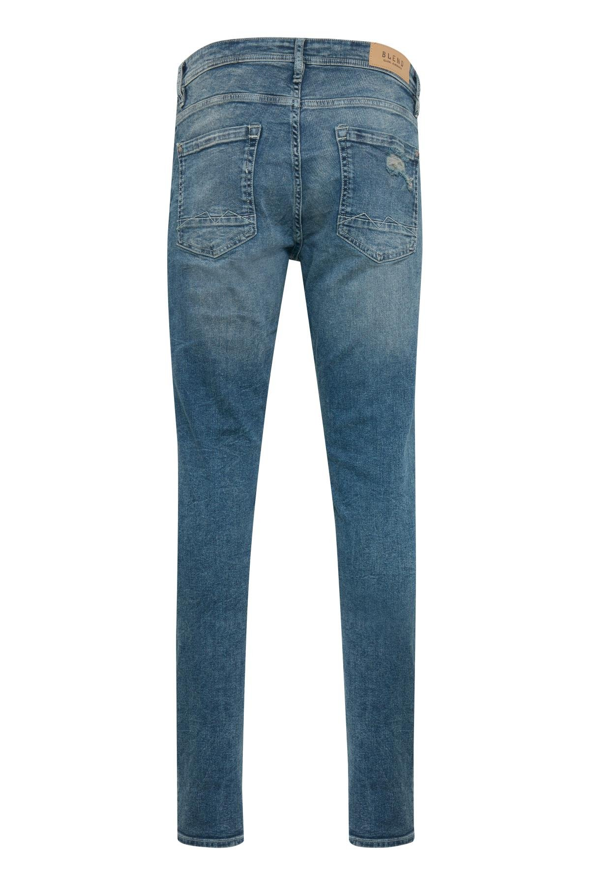 Denim Middle blue Jet jeans – Køb Denim Middle blue Jet jeans fra str. 28-40 her