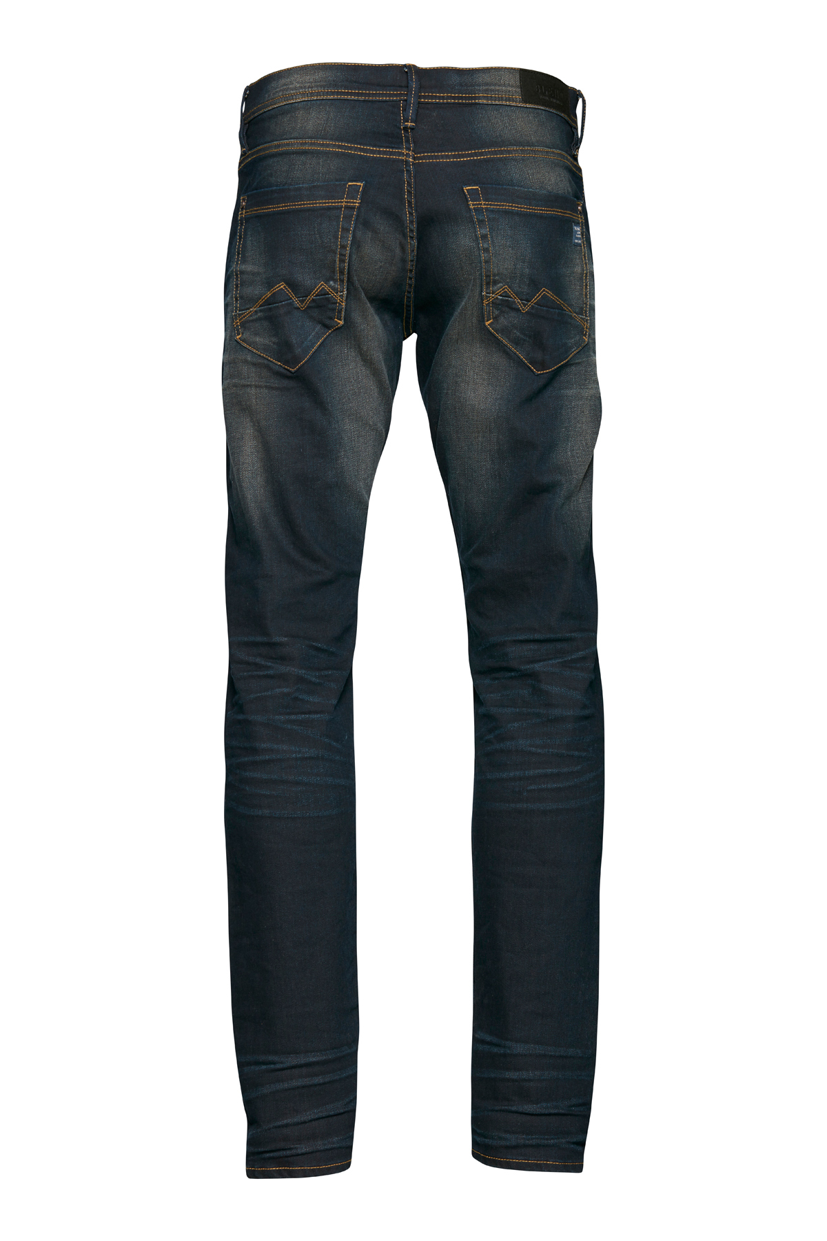 Denim Middle blue Twister jeans fra Blend He – Køb Denim Middle blue Twister jeans fra str. 31-36 her