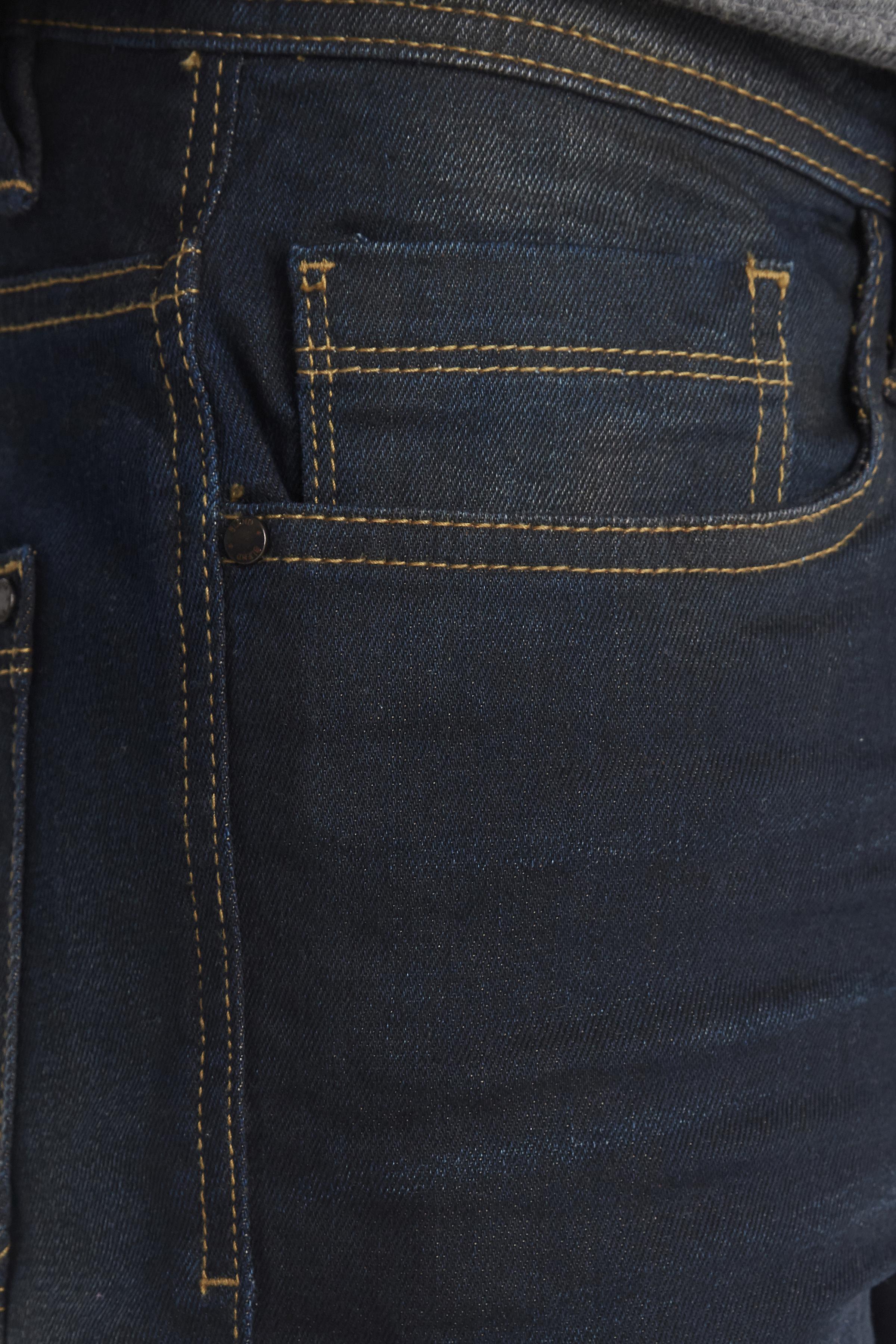 Denim Middle blue Twister jeans fra Blend He – Køb Denim Middle blue Twister jeans fra str. 31-36 her