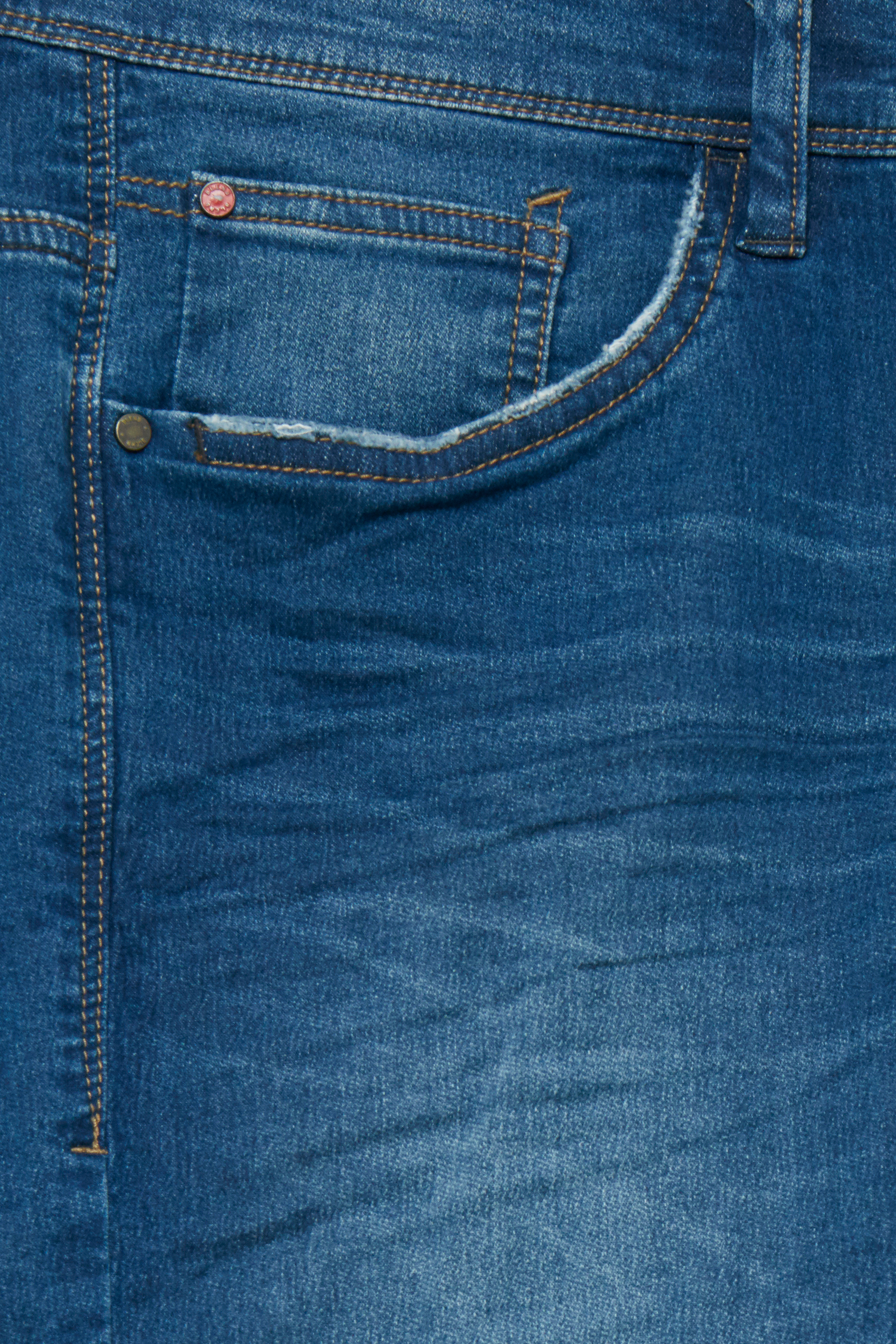 Denim Middle blue Twister jeans – Køb Denim Middle blue Twister jeans fra str. 28-40 her