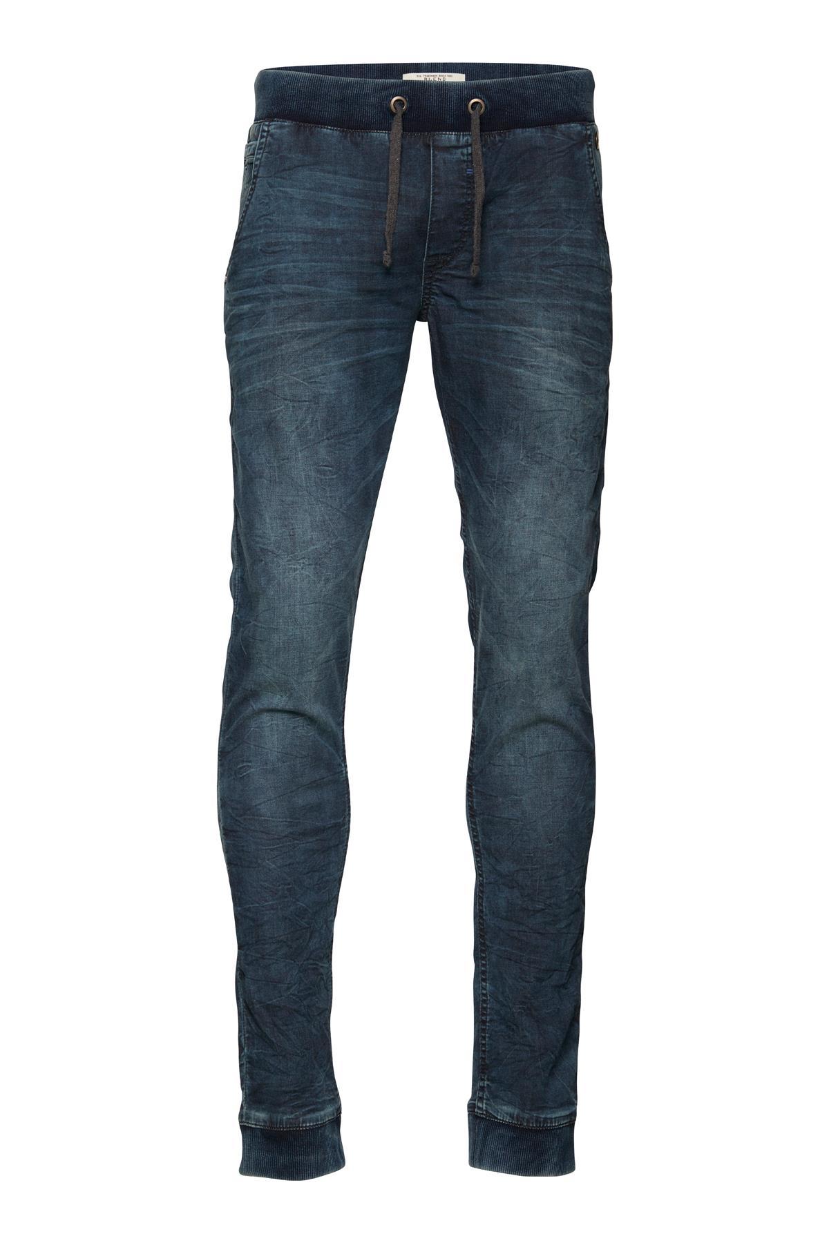 Denimblå Blizzard jeans – Køb Denimblå Blizzard jeans fra str. S-XXL her