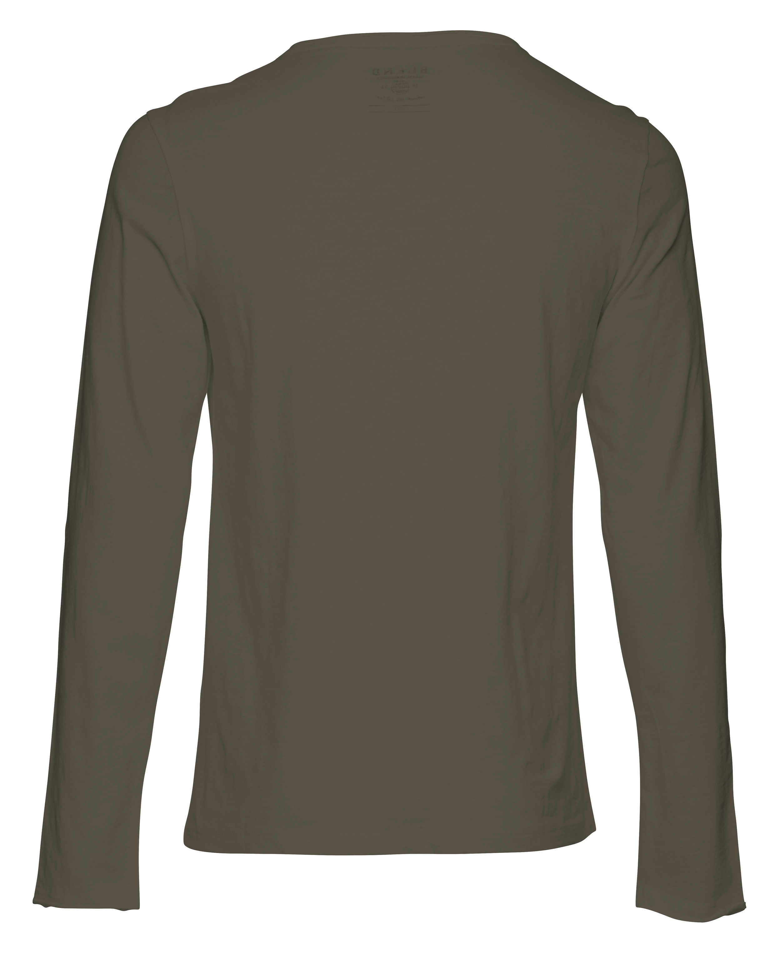 Dusty green BHNICOLAI Long sleeved T-shirt fra Blend He – Køb Dusty green BHNICOLAI Long sleeved T-shirt fra str. S-3XL her