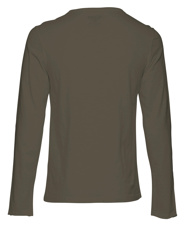 Dusty green Long sleeved T-shirt fra Blend He – Køb Dusty green Long sleeved T-shirt fra str. S-3XL her