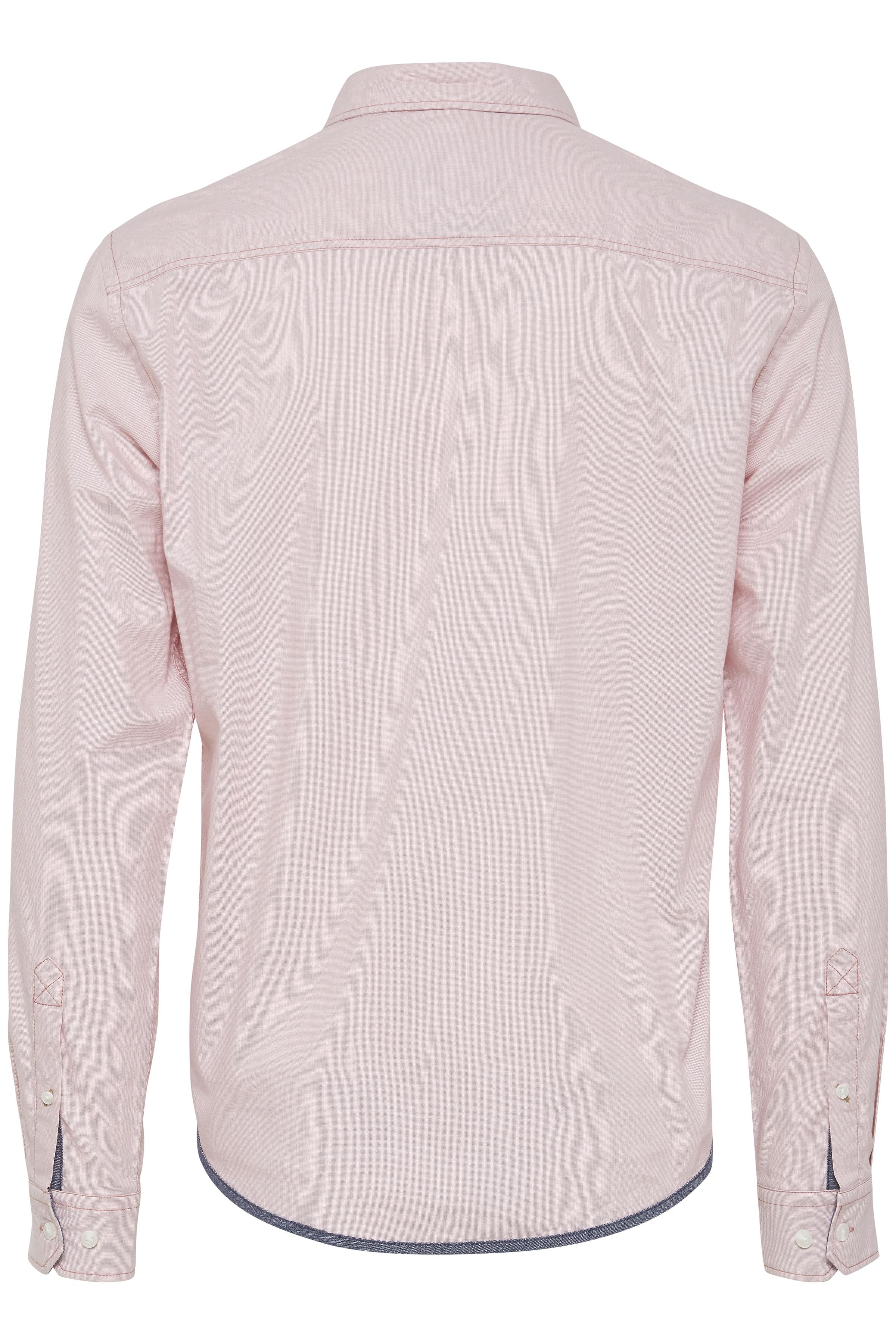 Dusty Rose red Long sleeved shirt fra Blend He – Køb Dusty Rose red Long sleeved shirt fra str. M-XXL her