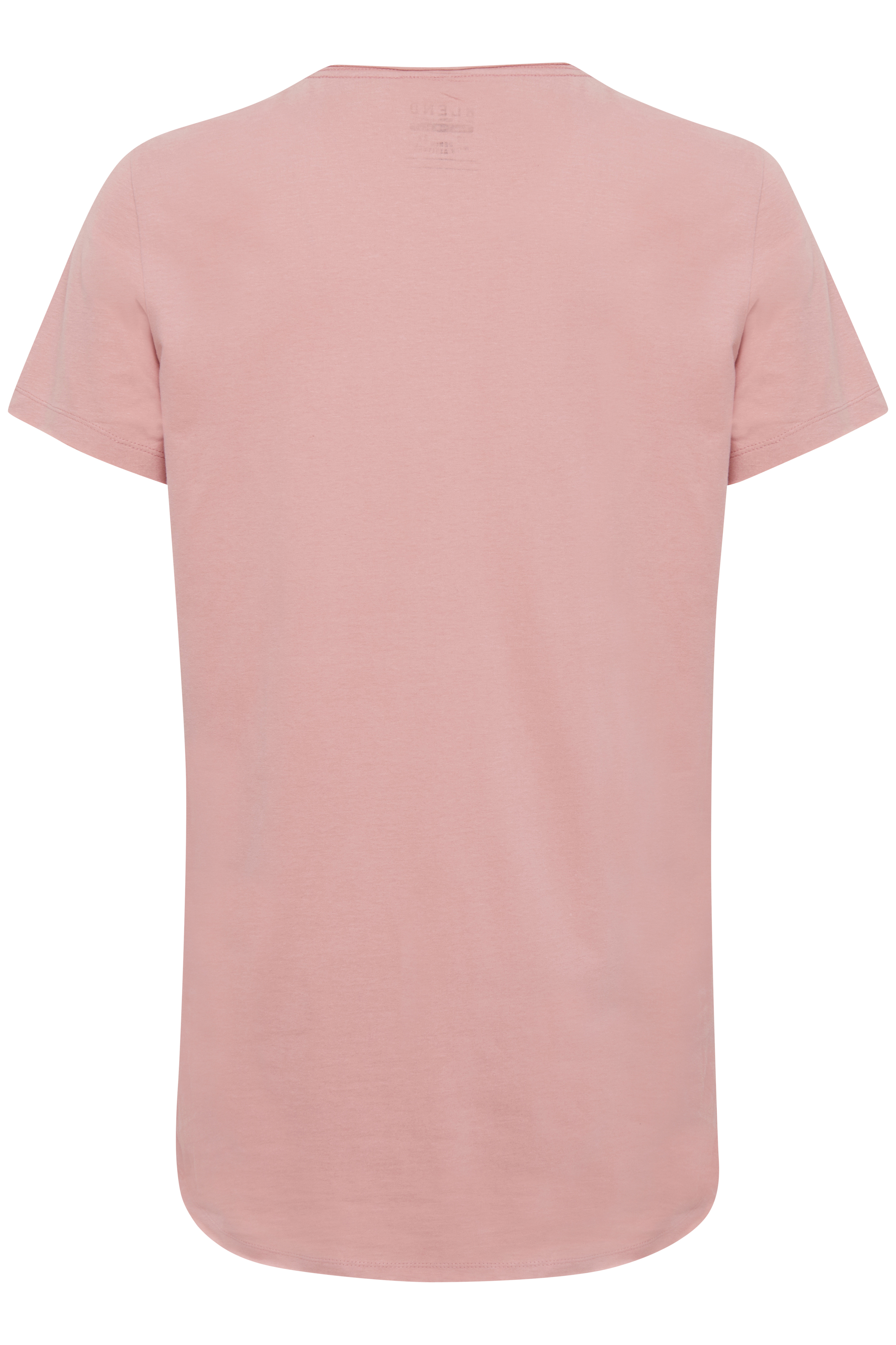 Dusty Rose red T-shirt – Køb Dusty Rose red T-shirt fra str. S-XL her