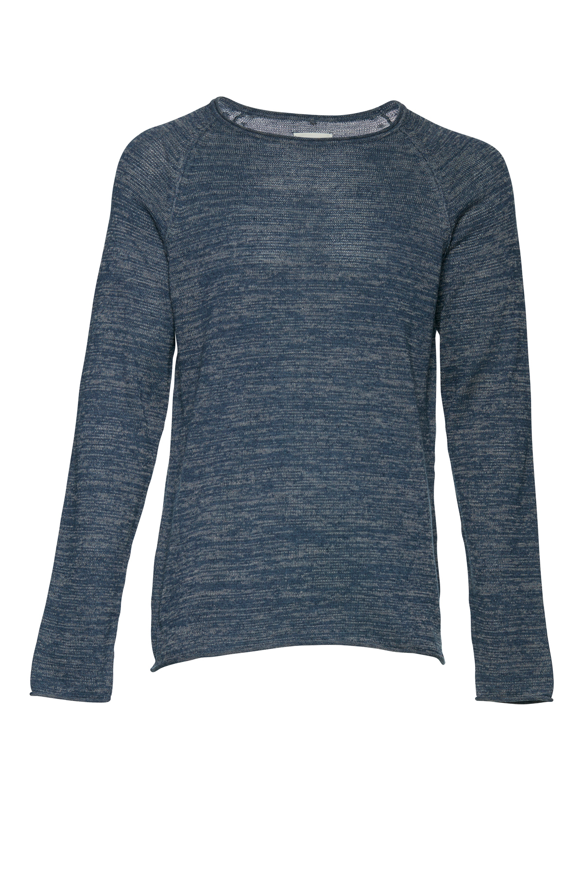 Ensign blue Knitted pullover fra Blend He – Køb Ensign blue Knitted pullover fra str. S-XXL her