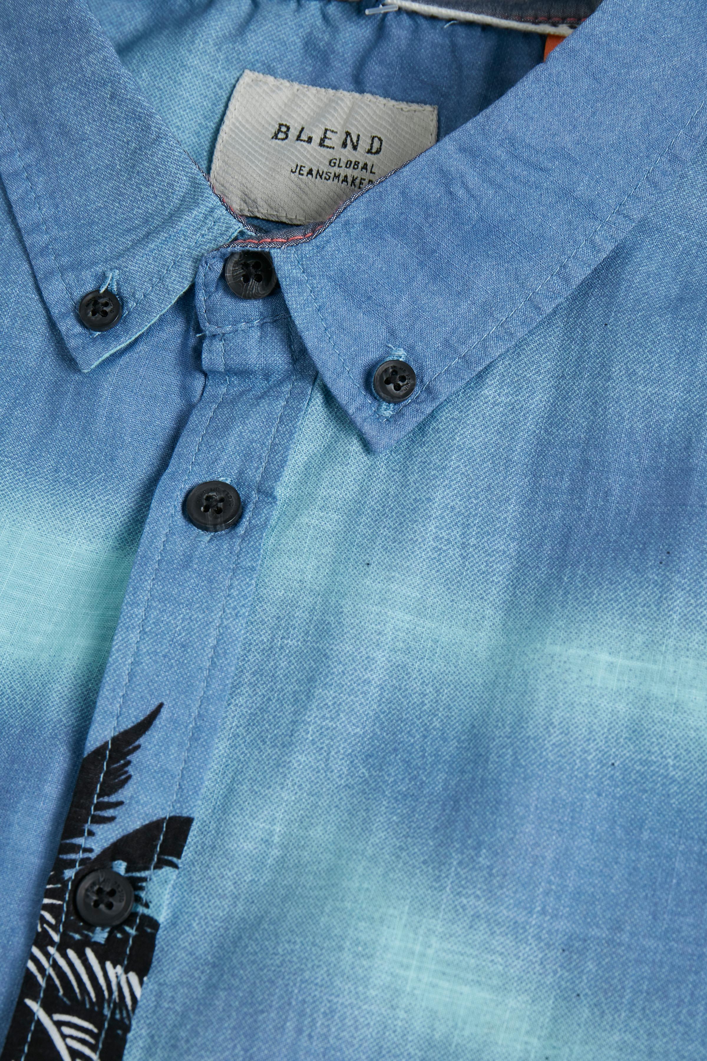 Ensign blue Shirt fra Blend He – Køb Ensign blue Shirt fra str. S-XXL her