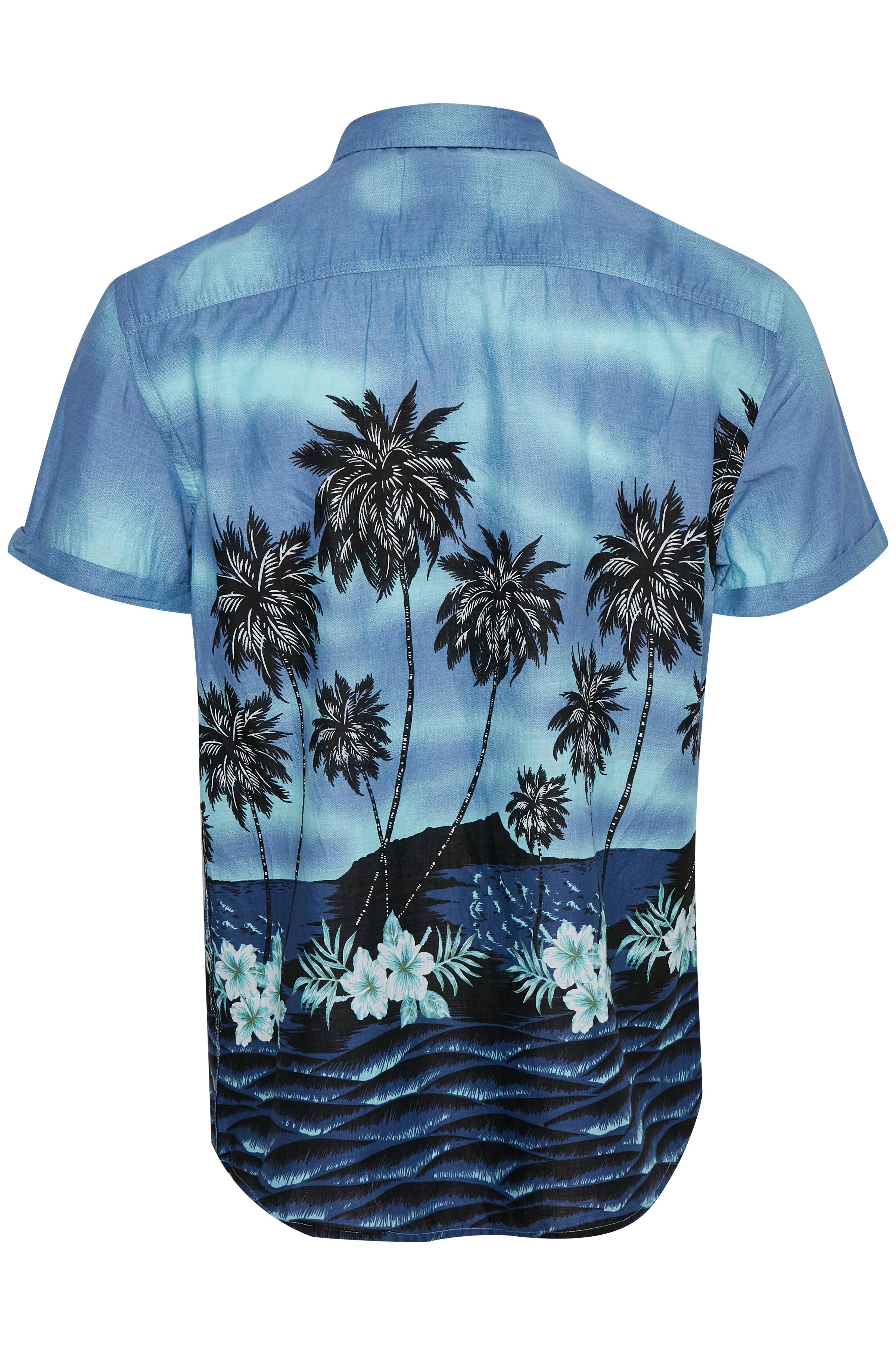Ensign blue Skjorte – Køb Ensign blue Skjorte fra str. S-XXL her