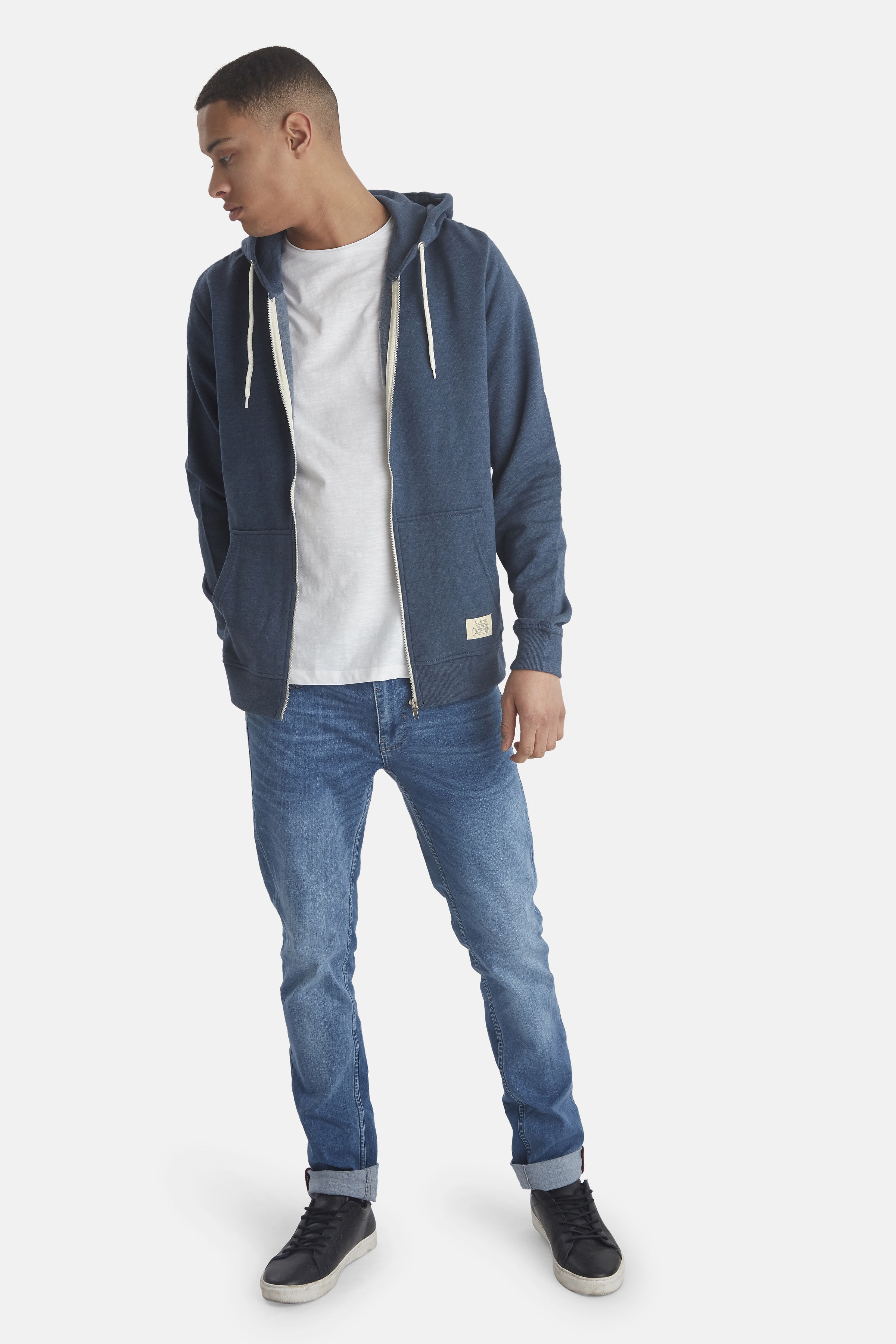 Ensign blue Sweatshirt – Køb Ensign blue Sweatshirt fra str. S-3XL her