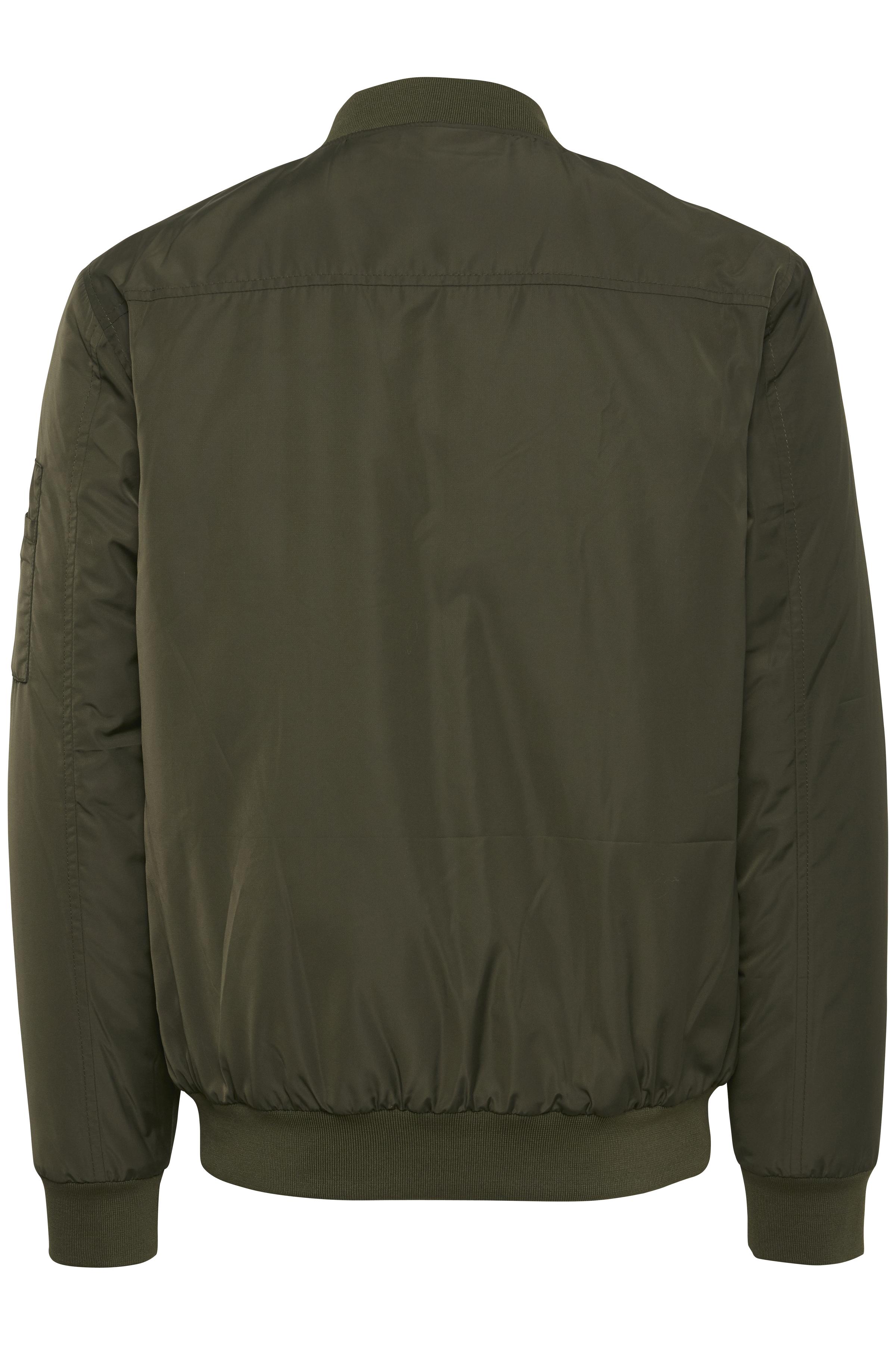 Forest Night Green Outerwear fra Blend He – Køb Forest Night Green Outerwear fra str. S-XXL her