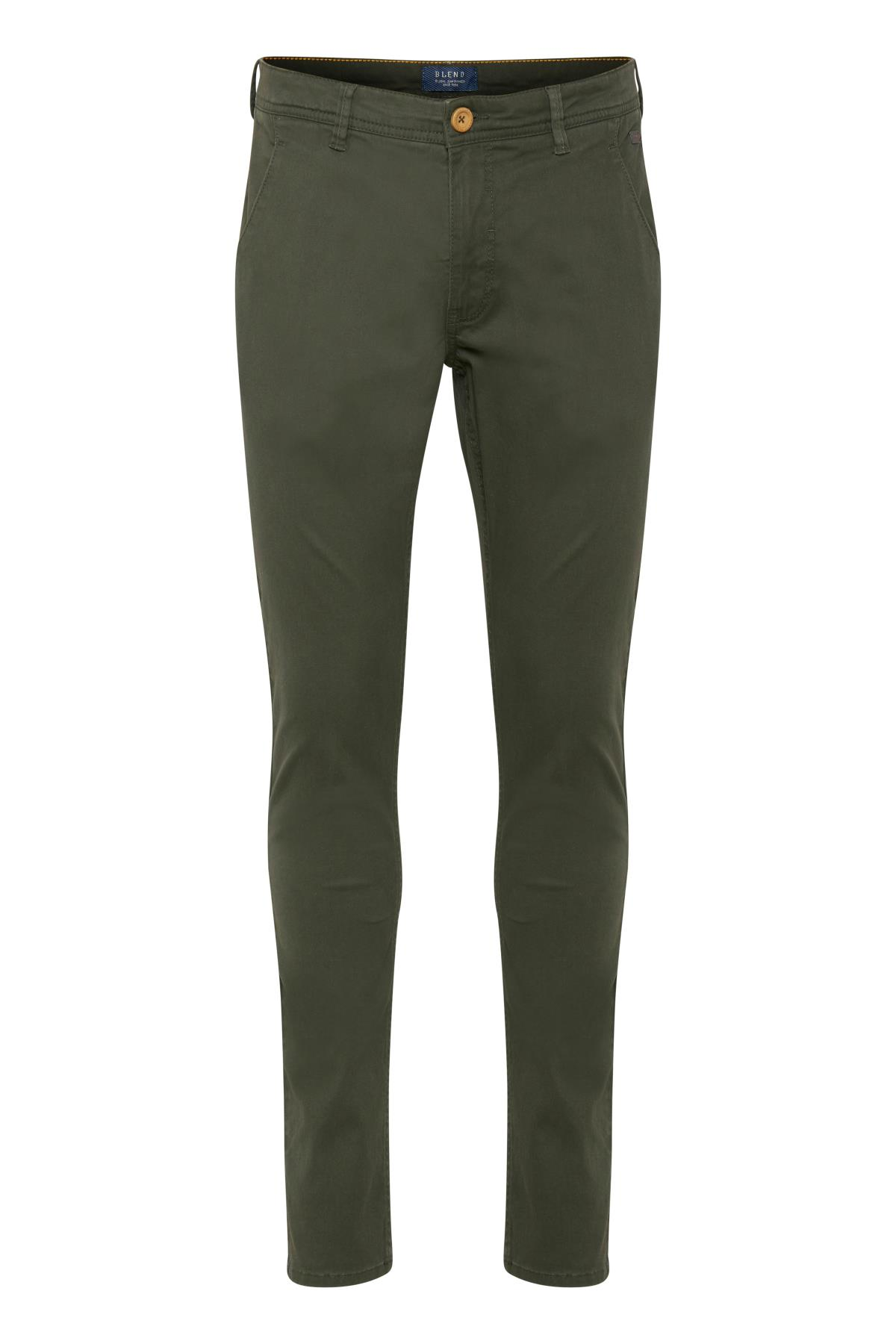 Forest Night Green Pants Casual – Køb Forest Night Green Pants Casual fra str. 28-38 her