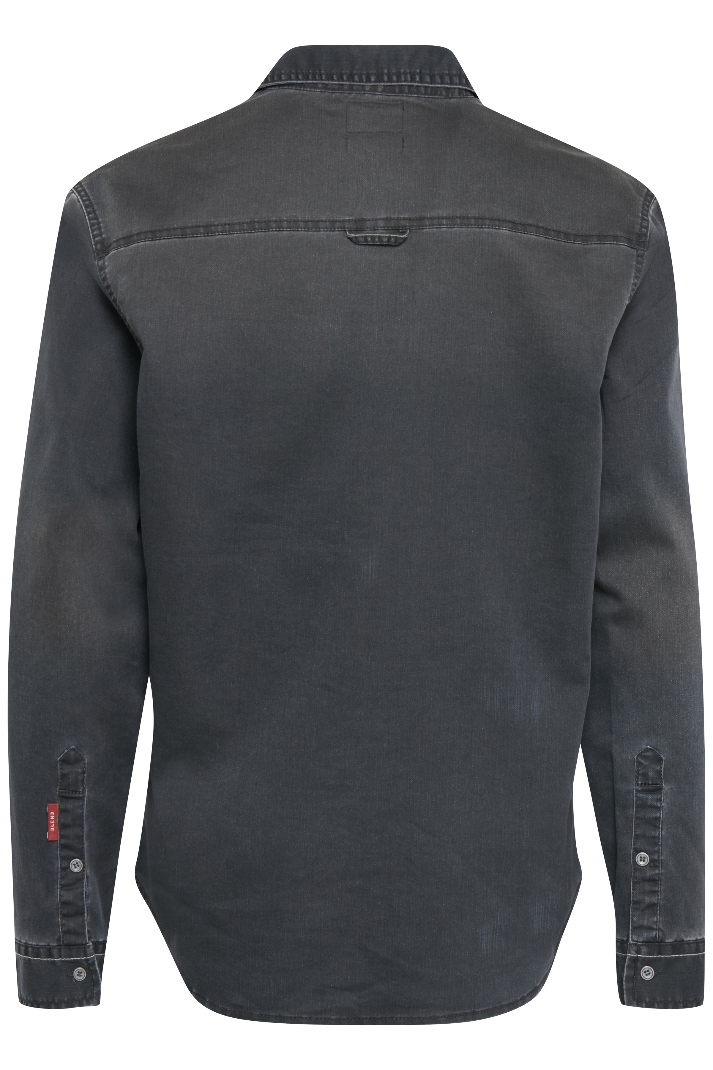 Granite Long sleeved shirt fra Blend He – Køb Granite Long sleeved shirt fra str. S-XL her