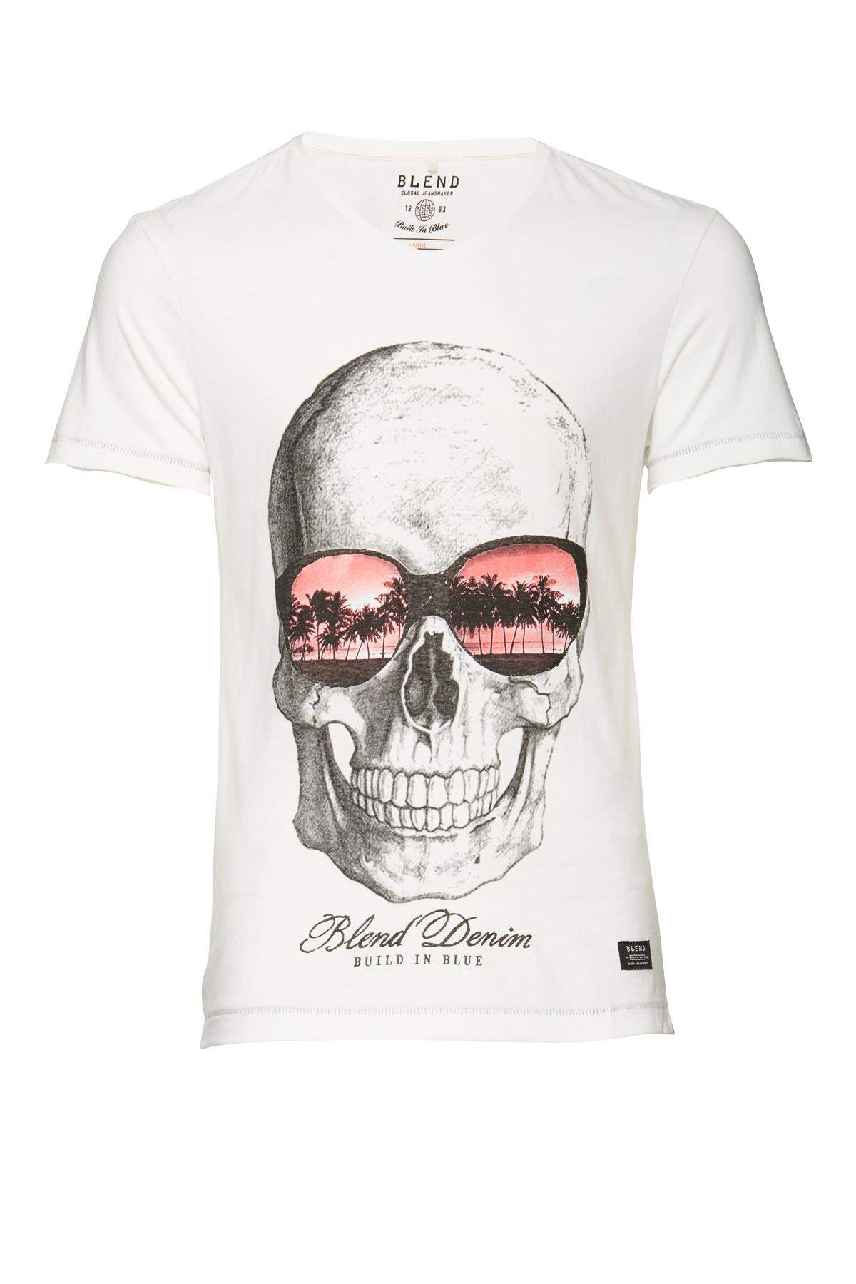 Hvid T-shirt – Køb Hvid T-shirt fra str. M-XXL her