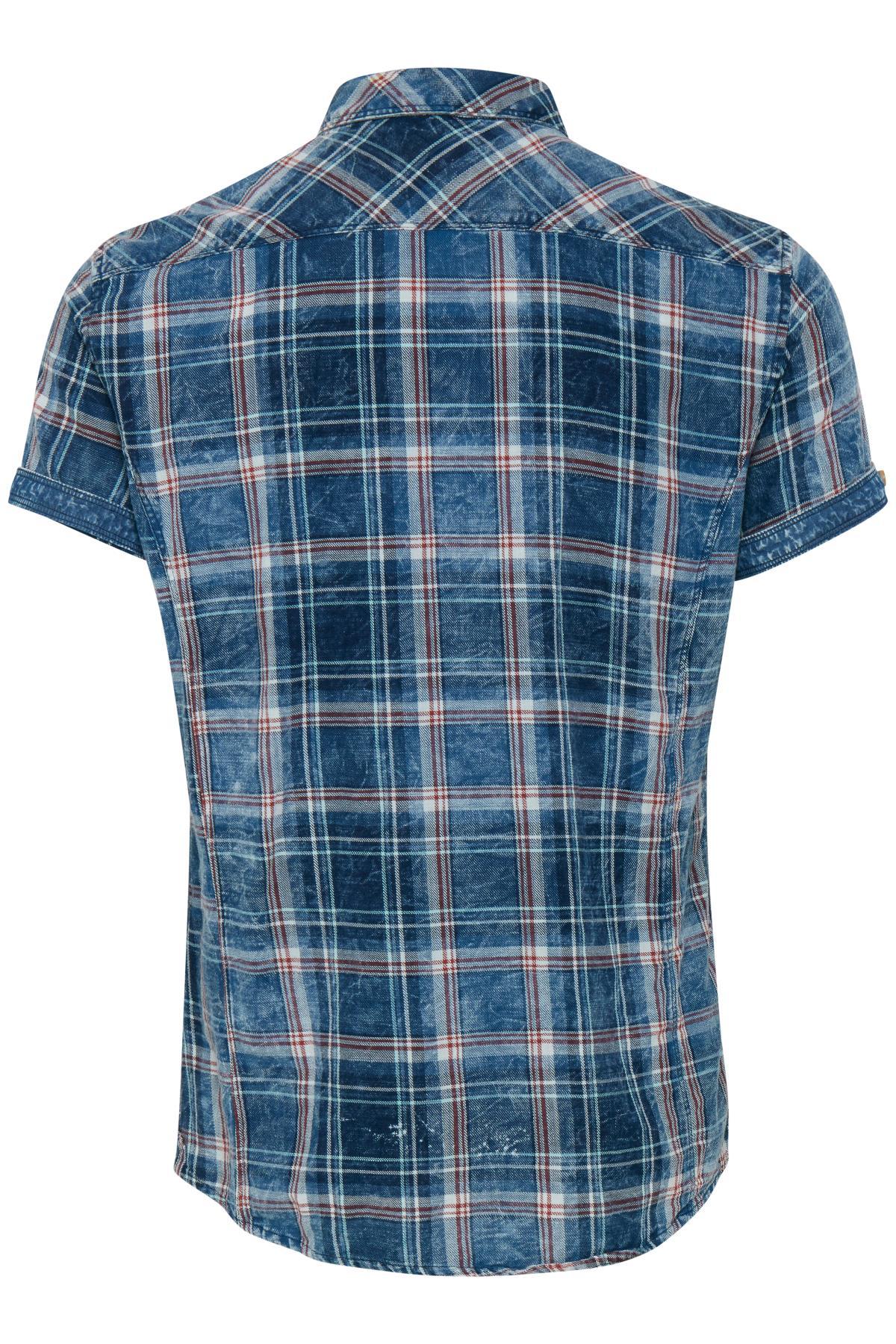 Jaffa Orange Shirt fra Blend He – Køb Jaffa Orange Shirt fra str. S-XXL her