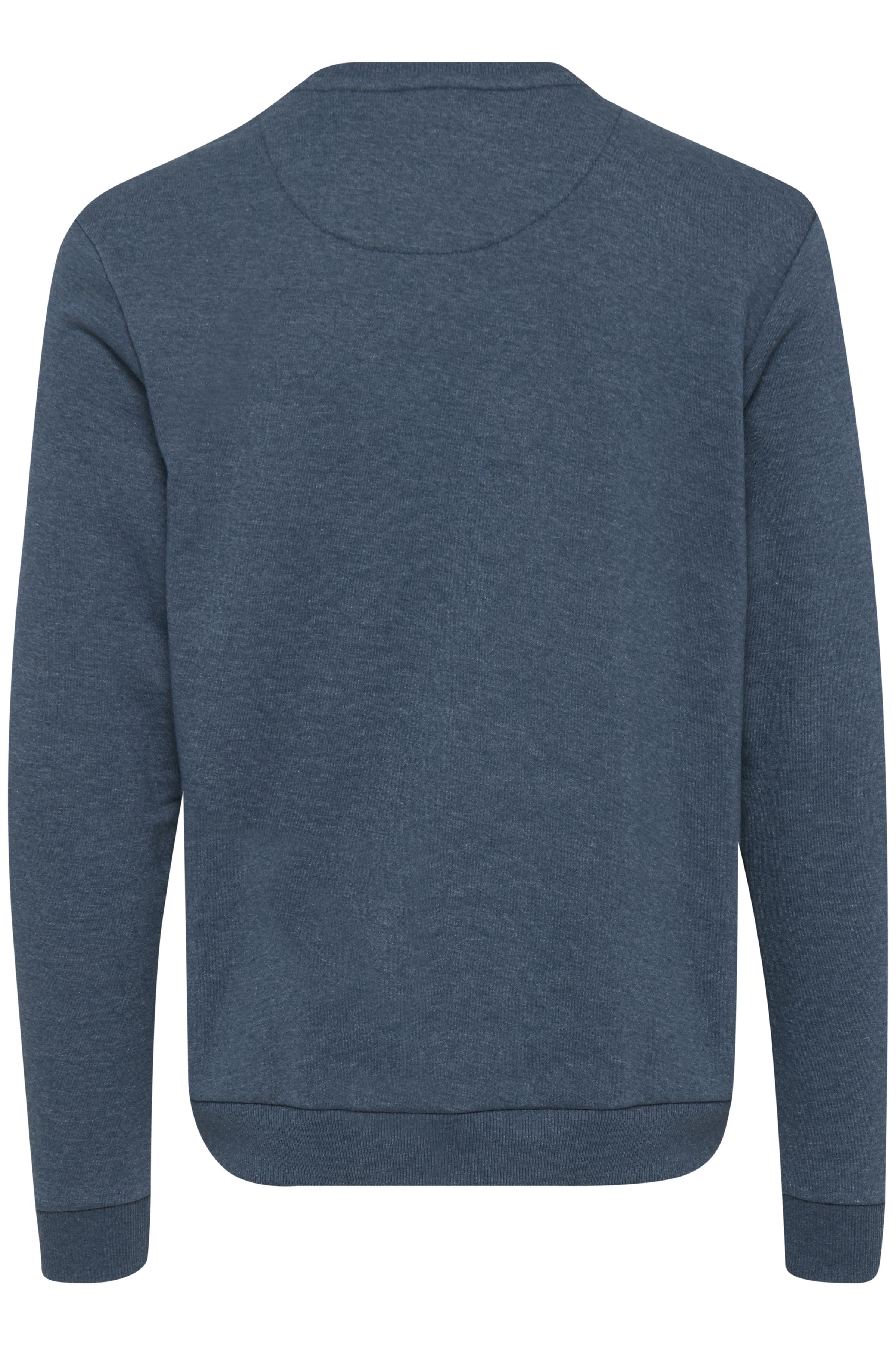 Majolica Blue Sweatshirt – Køb Majolica Blue Sweatshirt fra str. S-XL her
